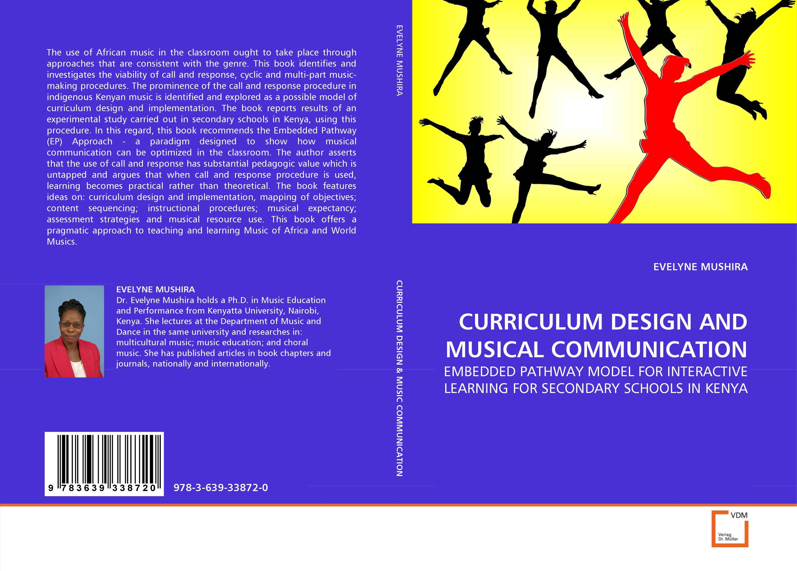 CURRICULUM DESIGN AND MUSICAL COMMUNICATION peter changilwa artisan and craft curriculum implementation in kenya