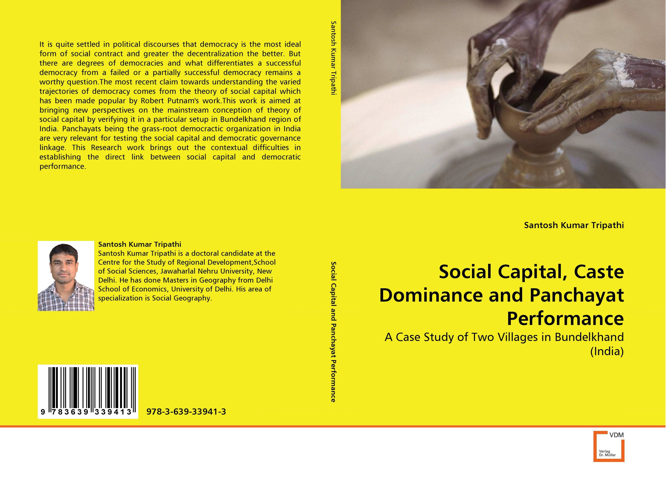 цены Social Capital, Caste Dominance and Panchayat Performance