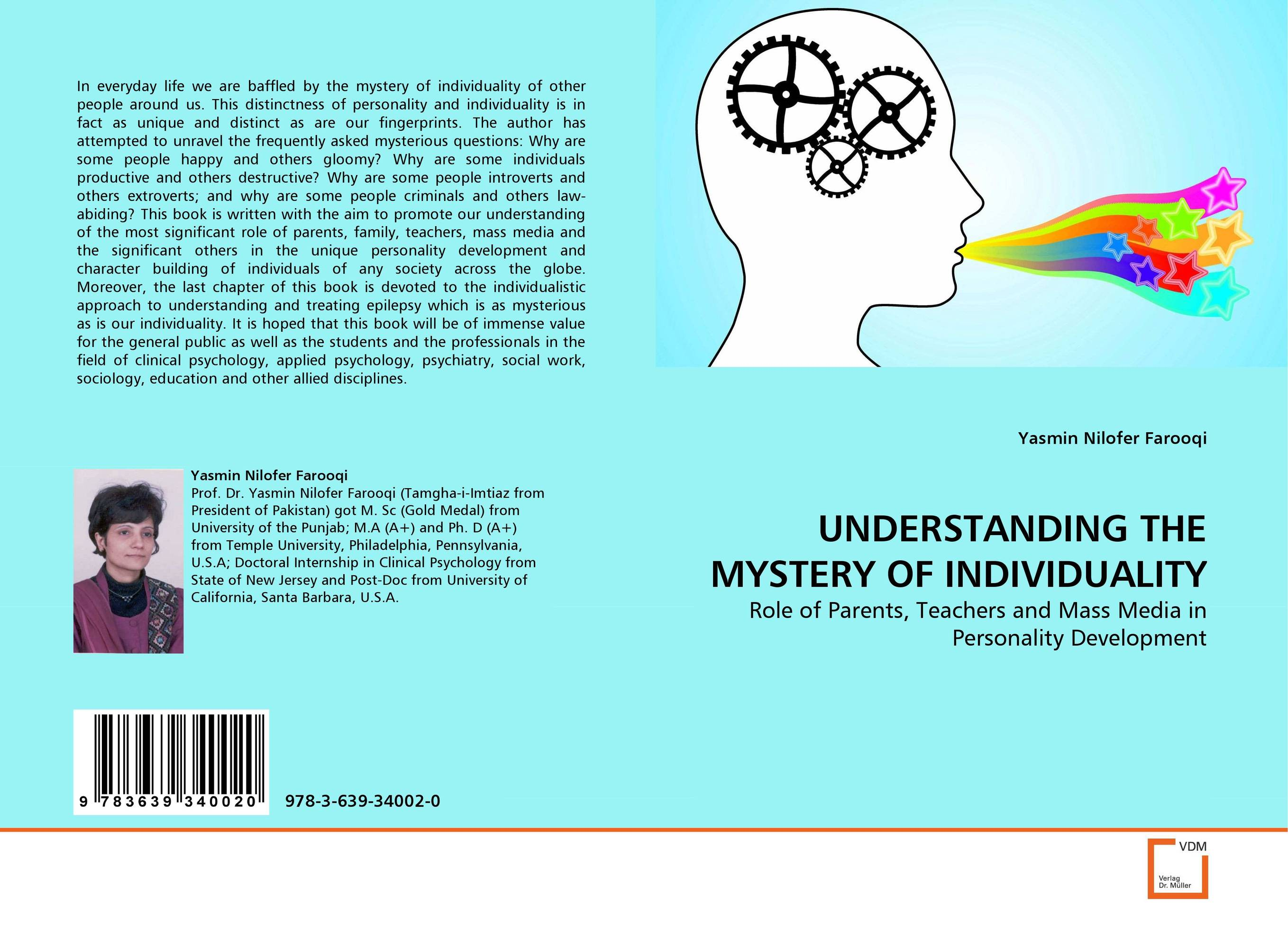 UNDERSTANDING THE MYSTERY OF INDIVIDUALITY mastering the challenges of leading change inspire the people and succeed where others fail