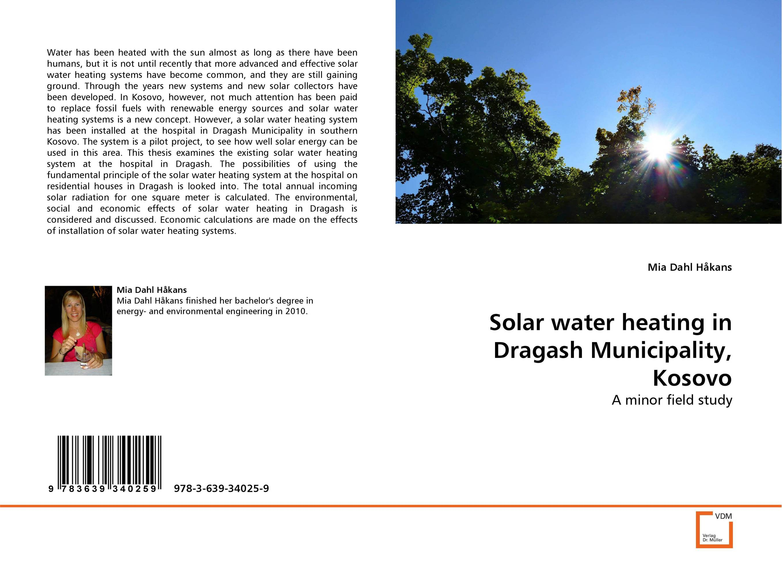Solar water heating in Dragash Municipality, Kosovo bride of the water god v 3
