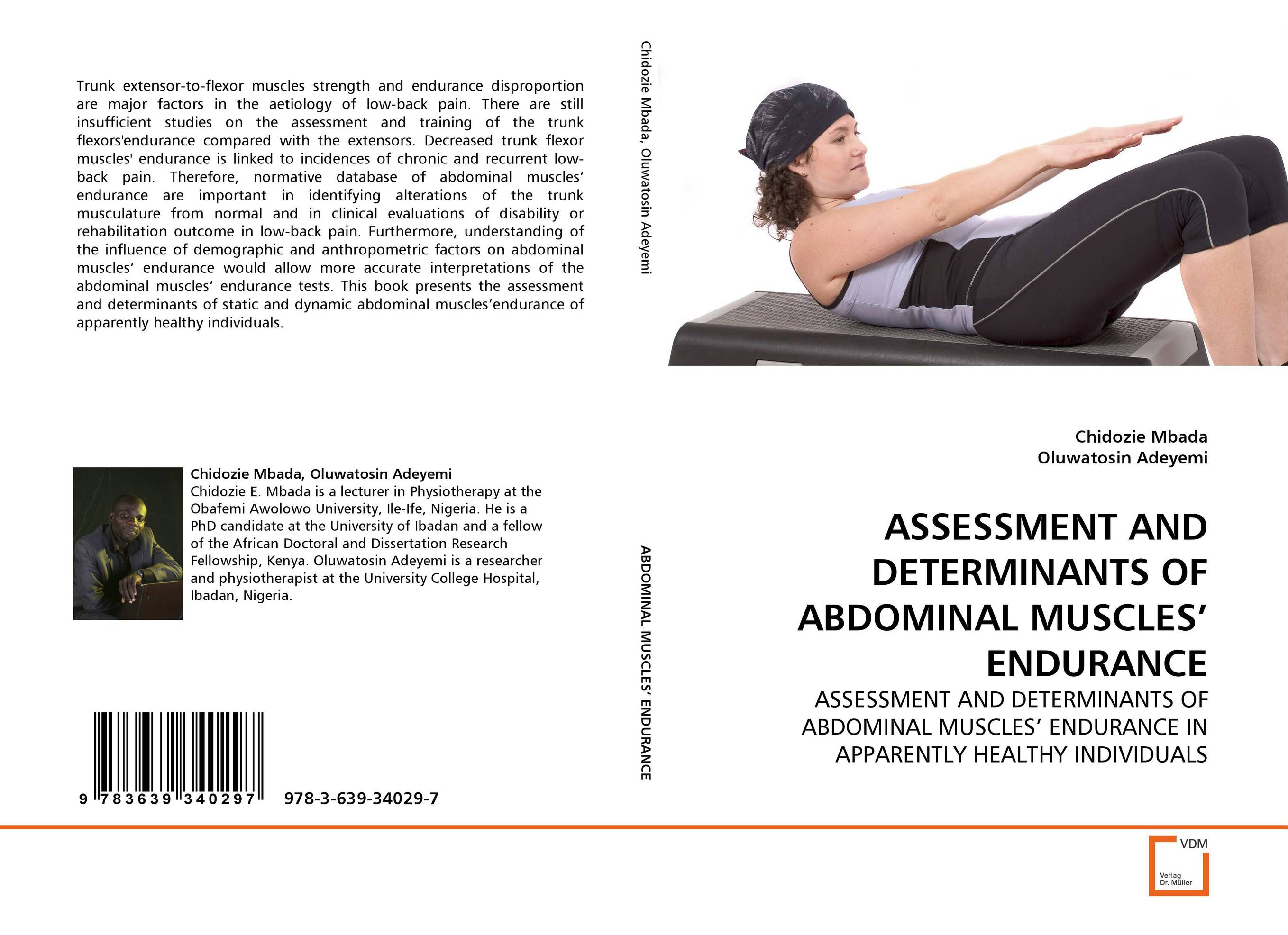 ASSESSMENT AND DETERMINANTS OF ABDOMINAL MUSCLES'' ENDURANCE cd pain of salvation in the passing light of day