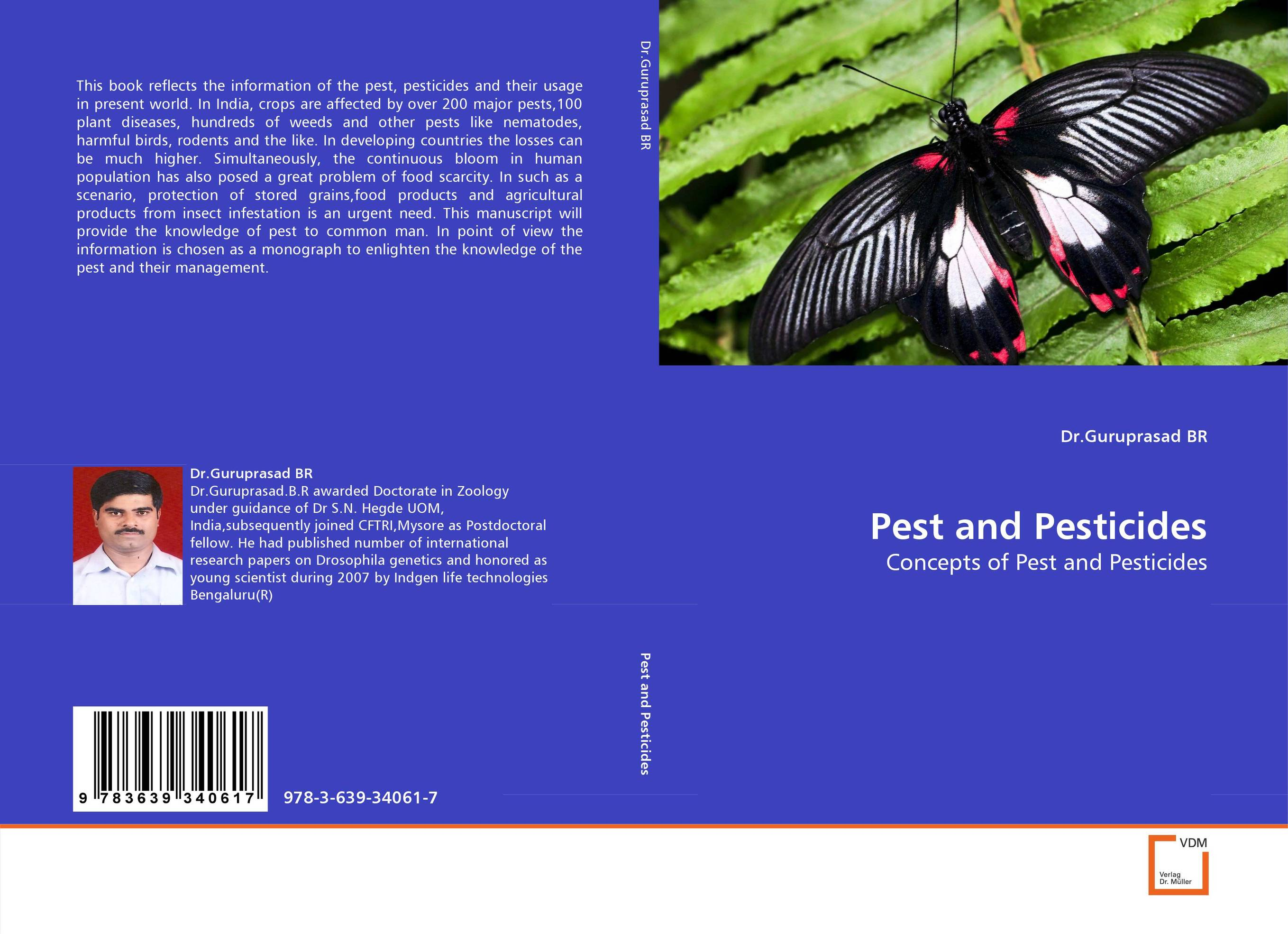 Pest and Pesticides nematodes of vegetable crops their control using plant extracts