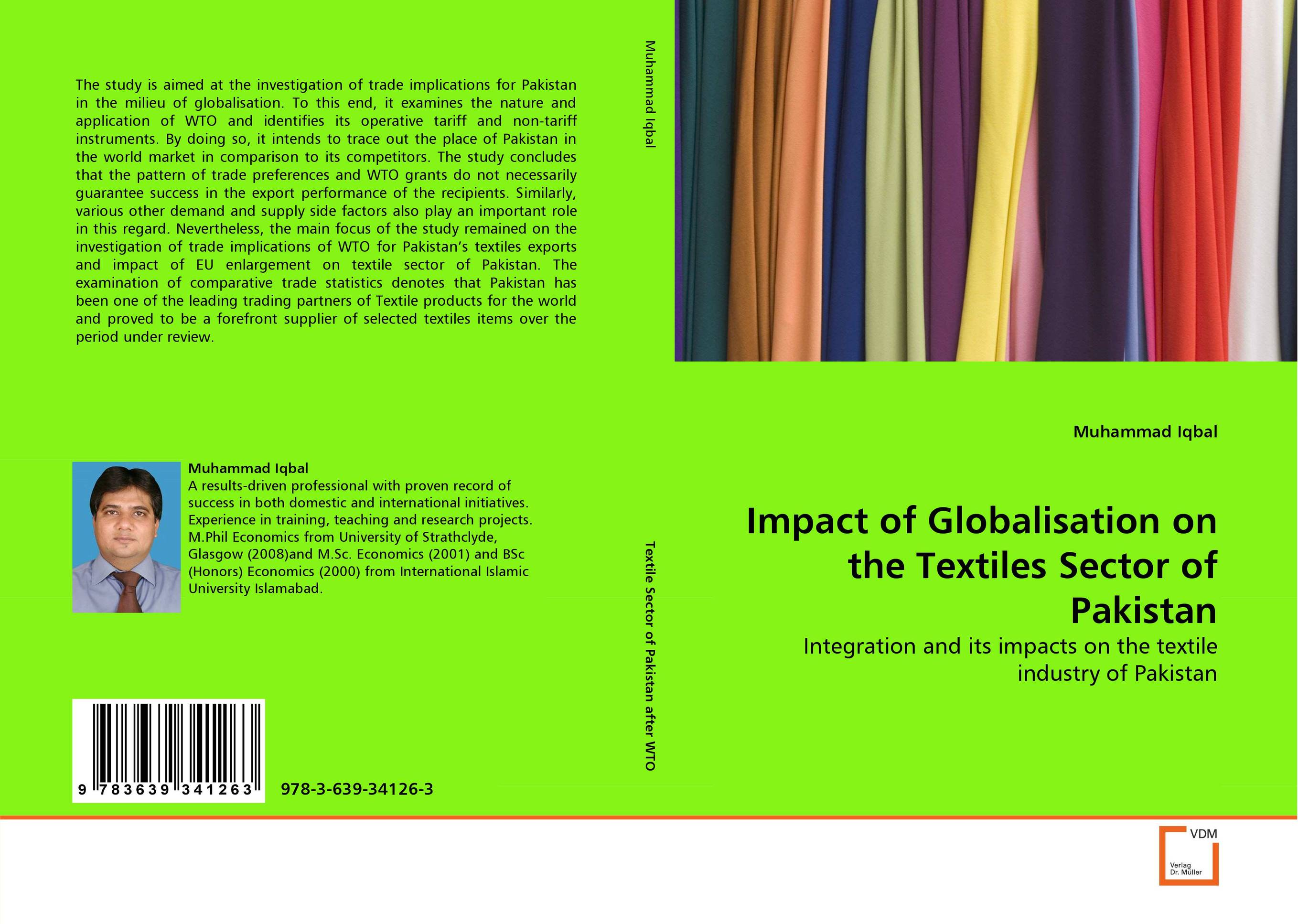 Impact of Globalisation on the Textiles Sector of Pakistan impact of mergers on employees in banking sector of pakistan