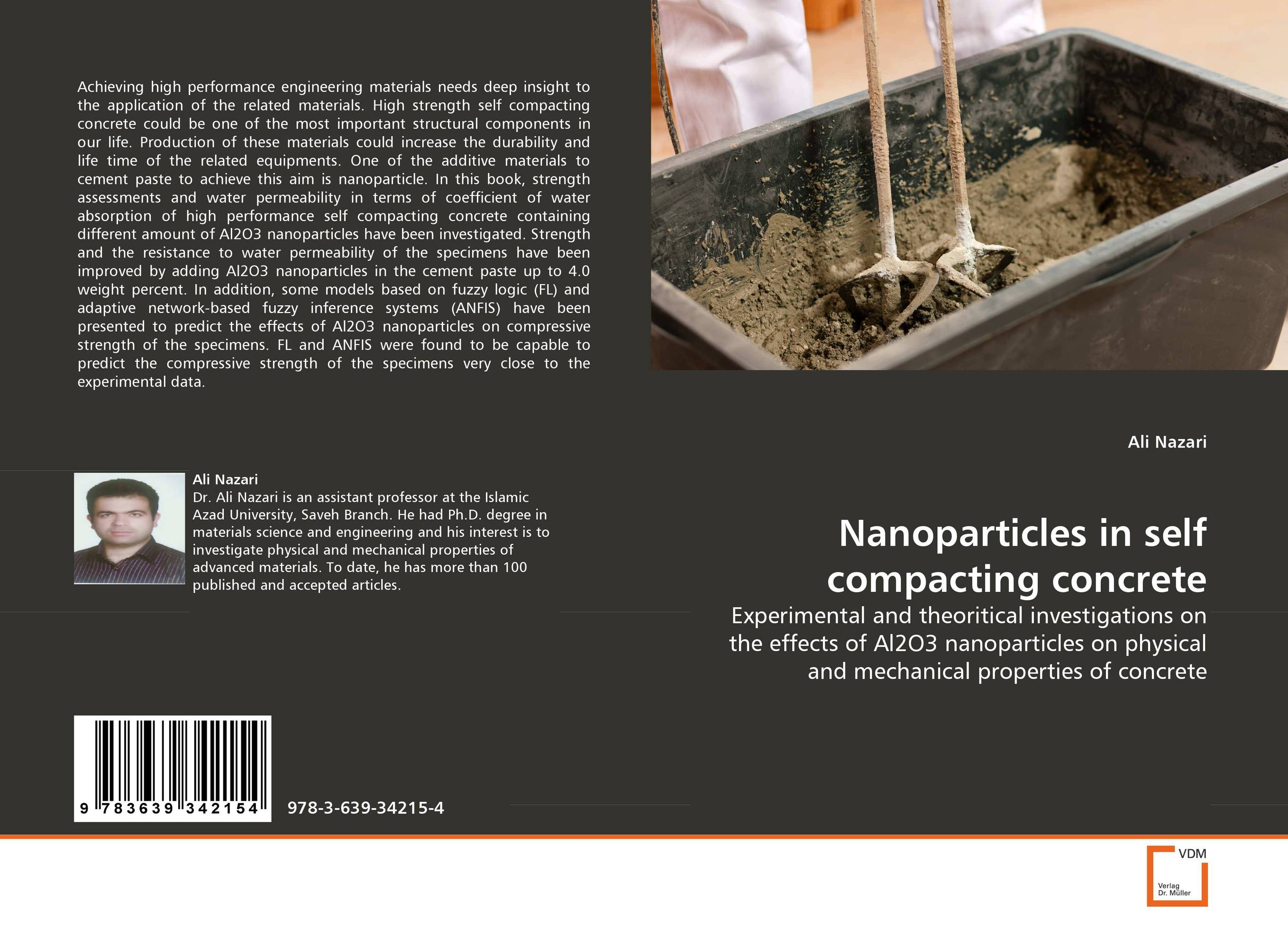 Nanoparticles in self compacting concrete fiber reinforced self compacting concrete