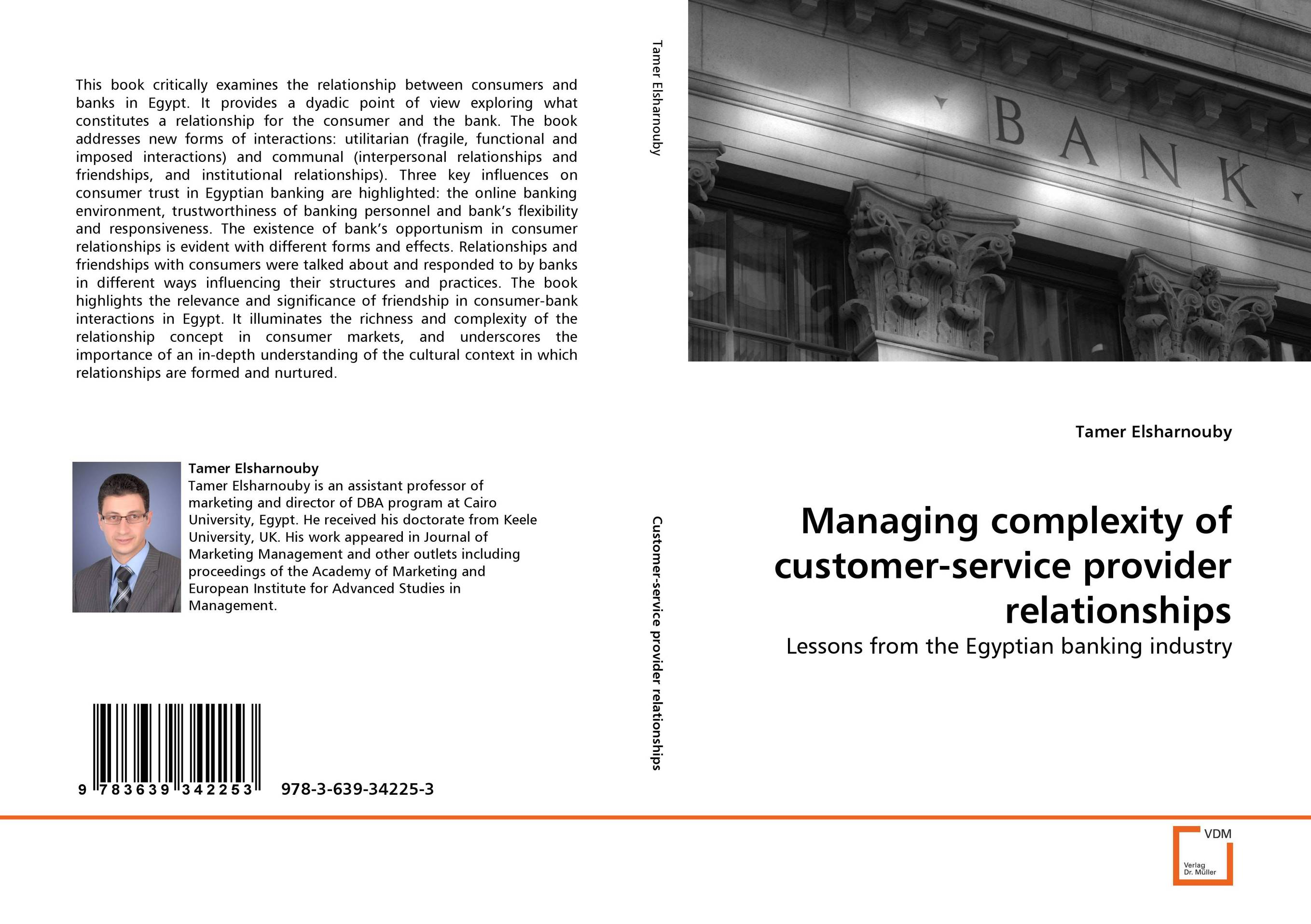 Managing complexity of customer-service provider relationships managing projects made simple