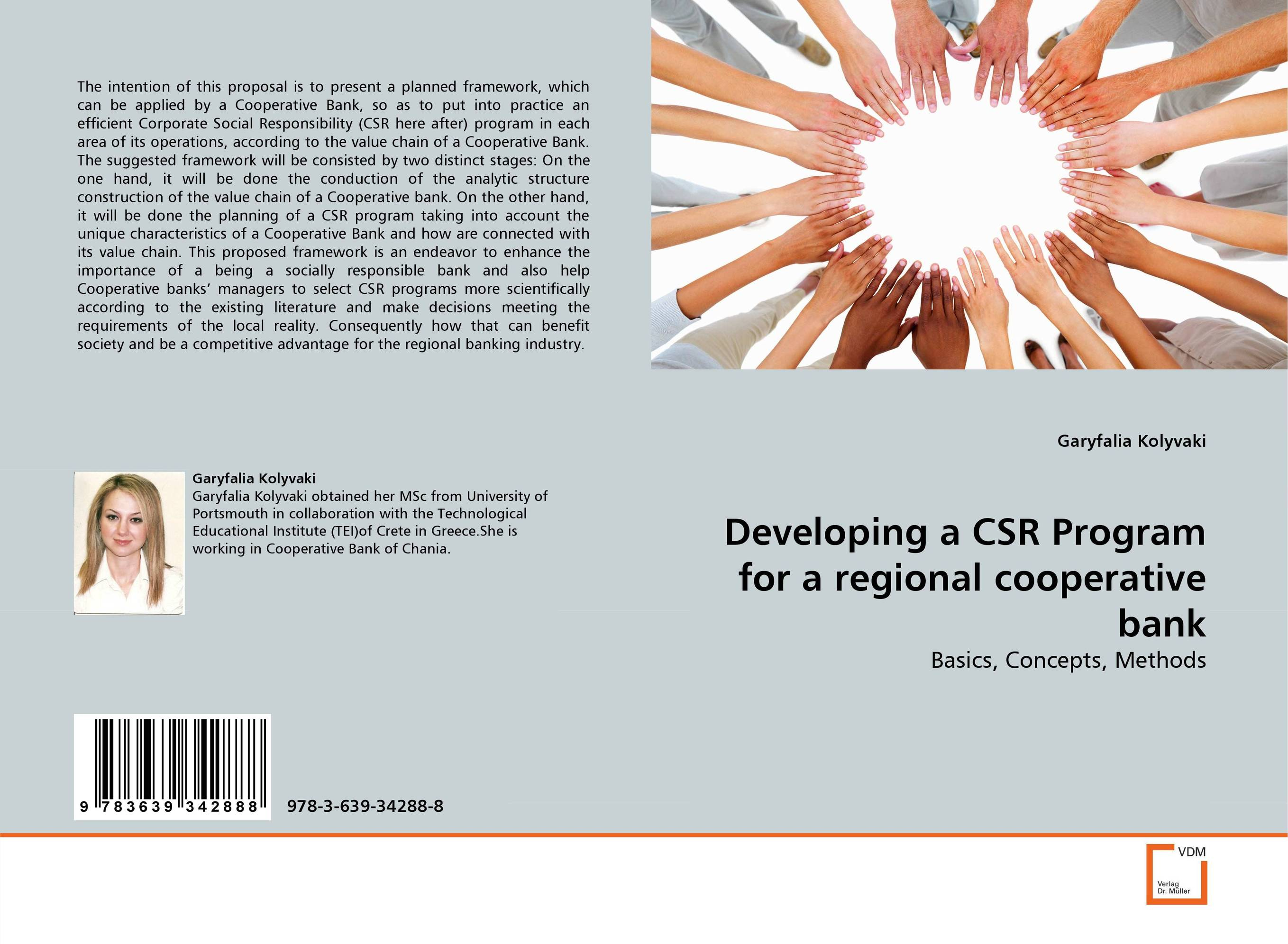 Developing a CSR Program for a regional cooperative bank adding value to the citrus pulp by enzyme biotechnology production
