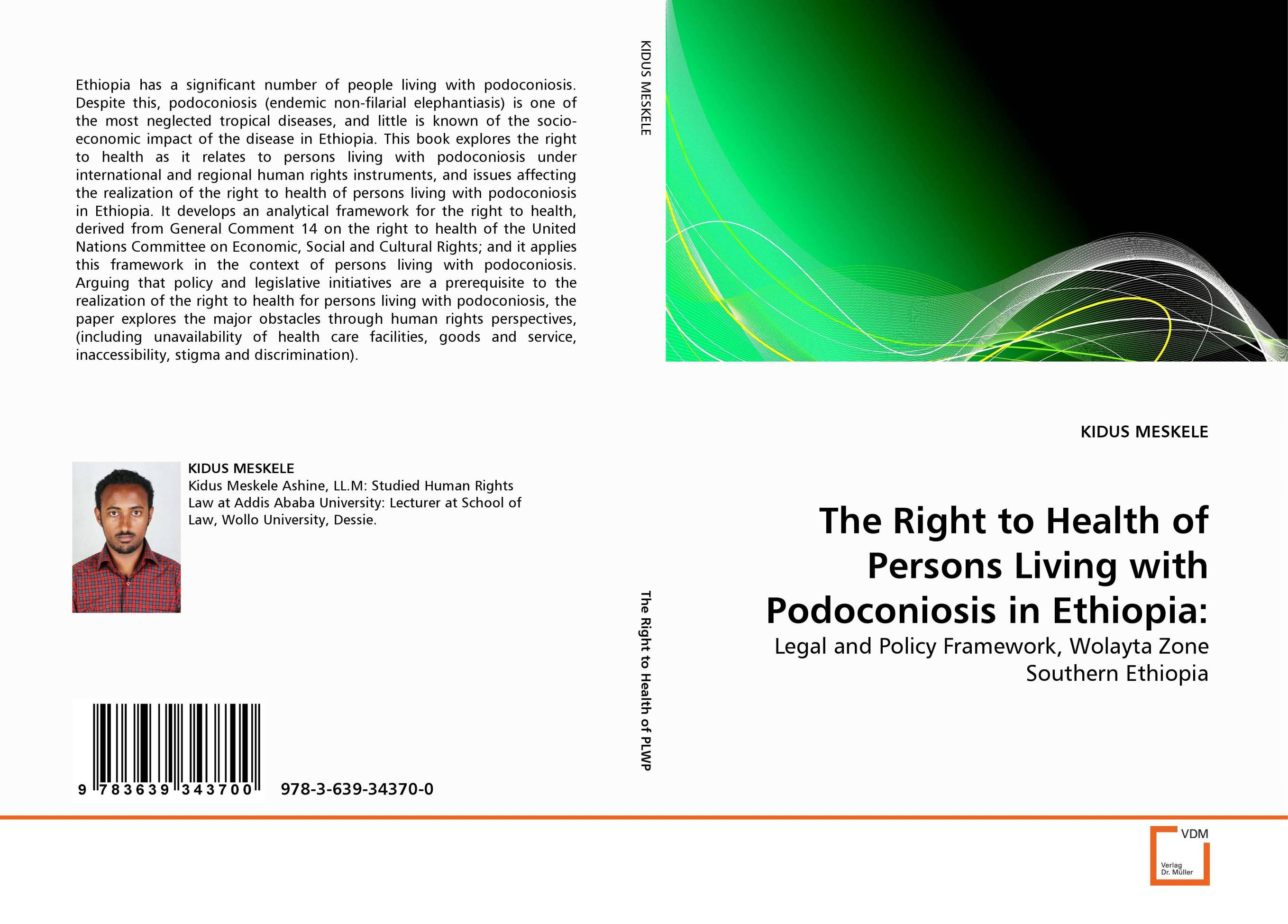 The Right to Health of Persons Living with Podoconiosis in Ethiopia:
