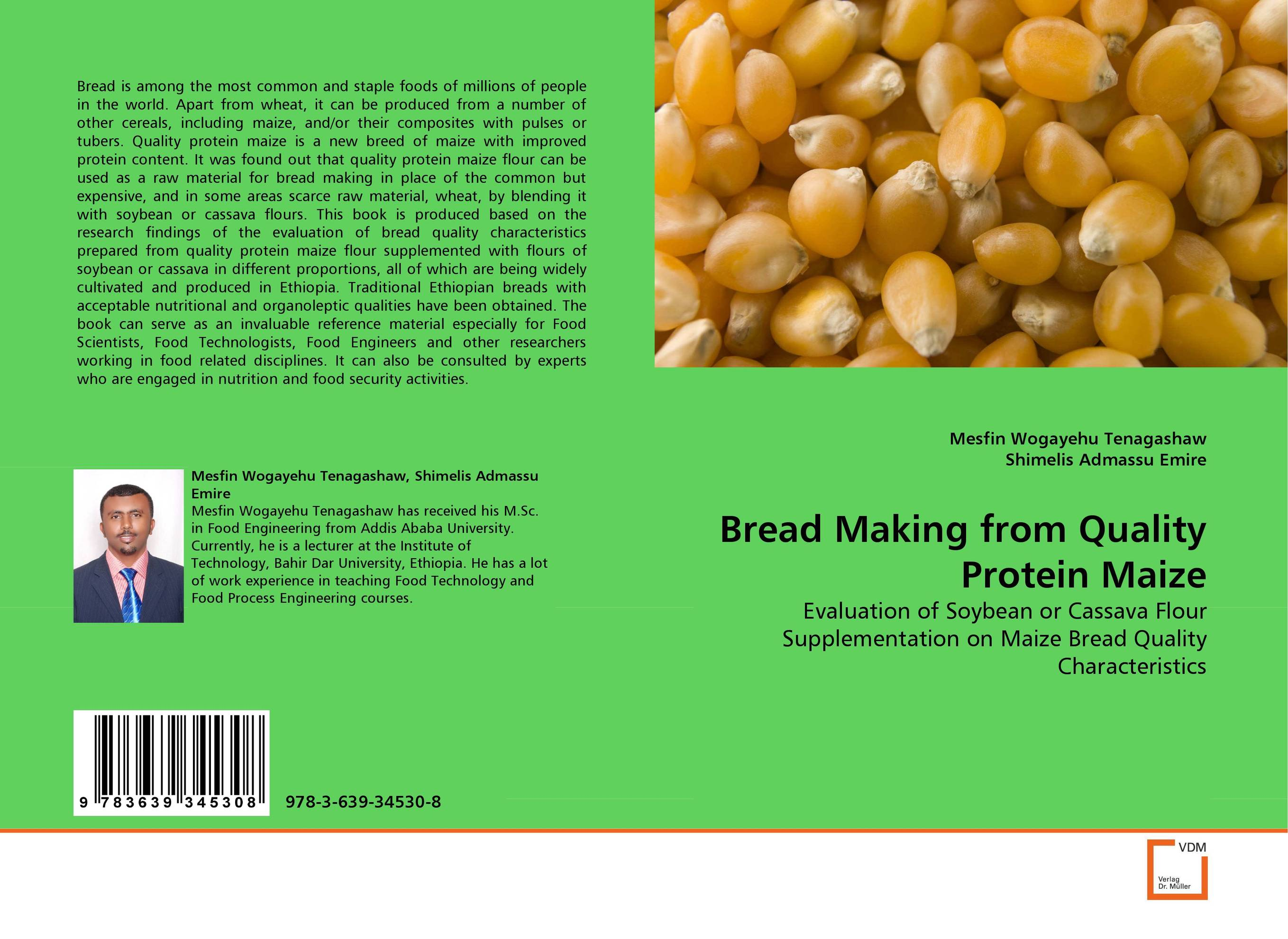 Bread Making from Quality Protein Maize