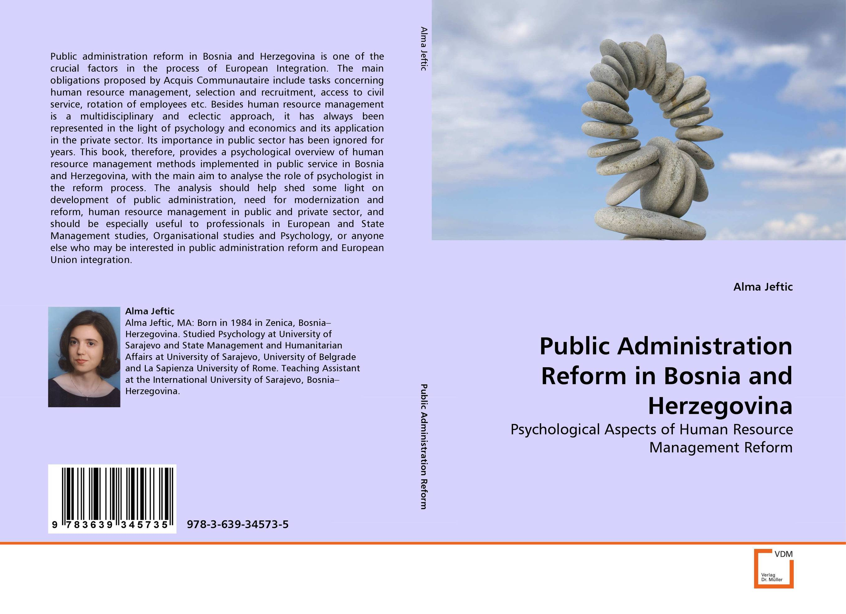 Public Administration Reform in Bosnia and Herzegovina public sector management techniques
