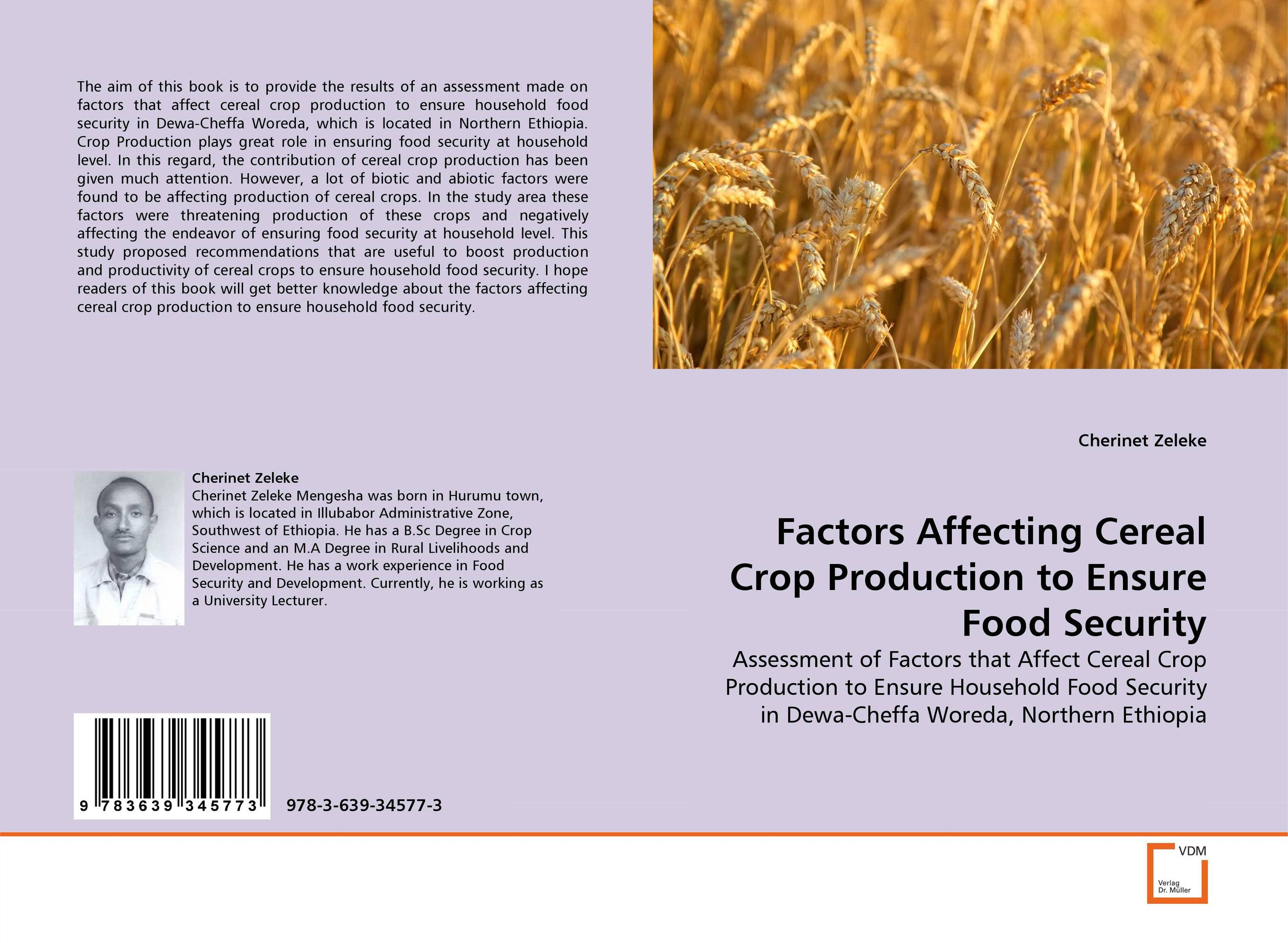Factors Affecting Cereal Crop Production to Ensure Food Security agatha daniel and charles olungah women s indigenous knowledge in household food security