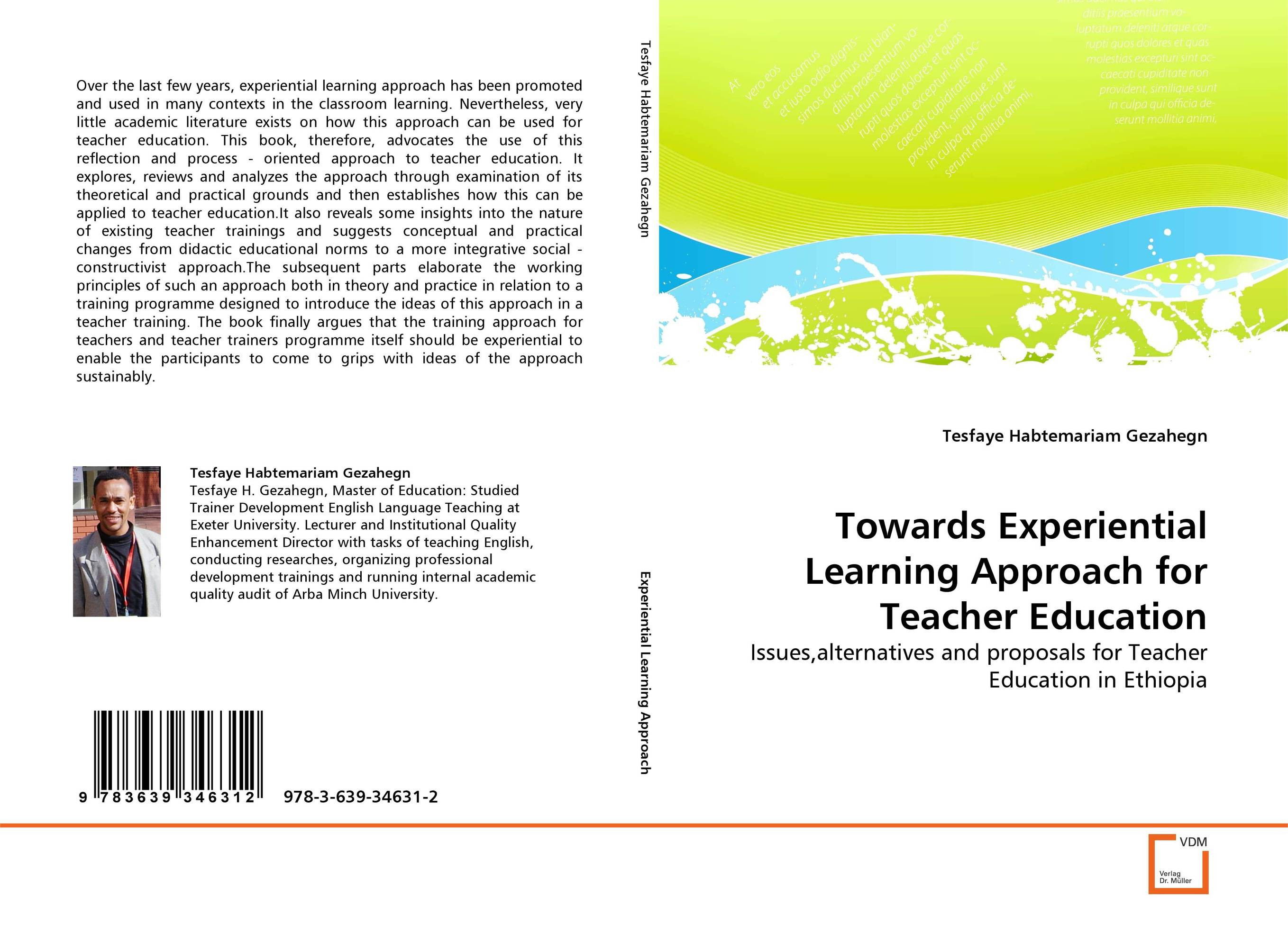 Towards Experiential Learning Approach for Teacher Education peter stone layered learning in multiagent systems – a winning approach to robotic soccer