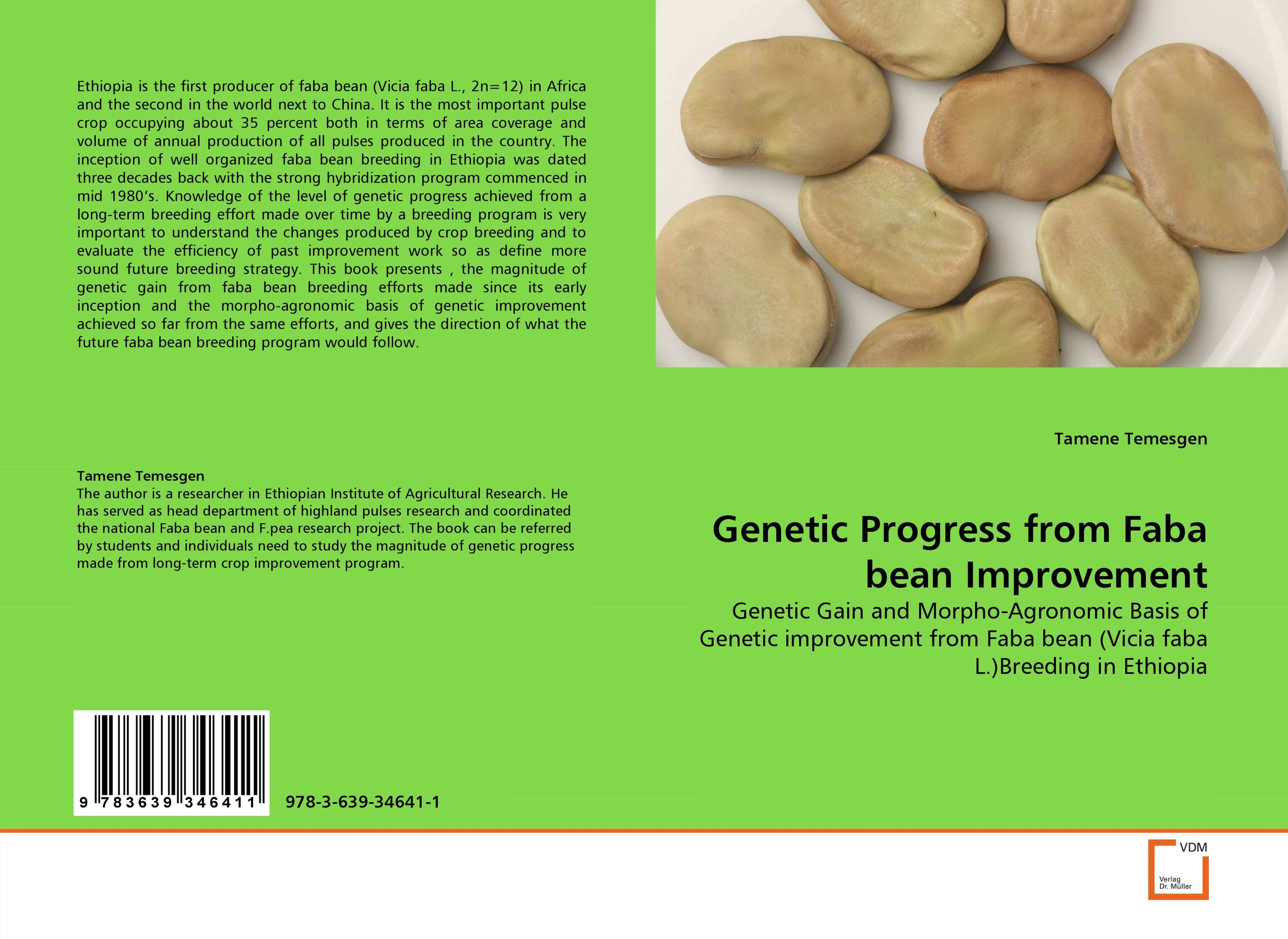Genetic Progress from Faba bean Improvement bottlegourd breeding