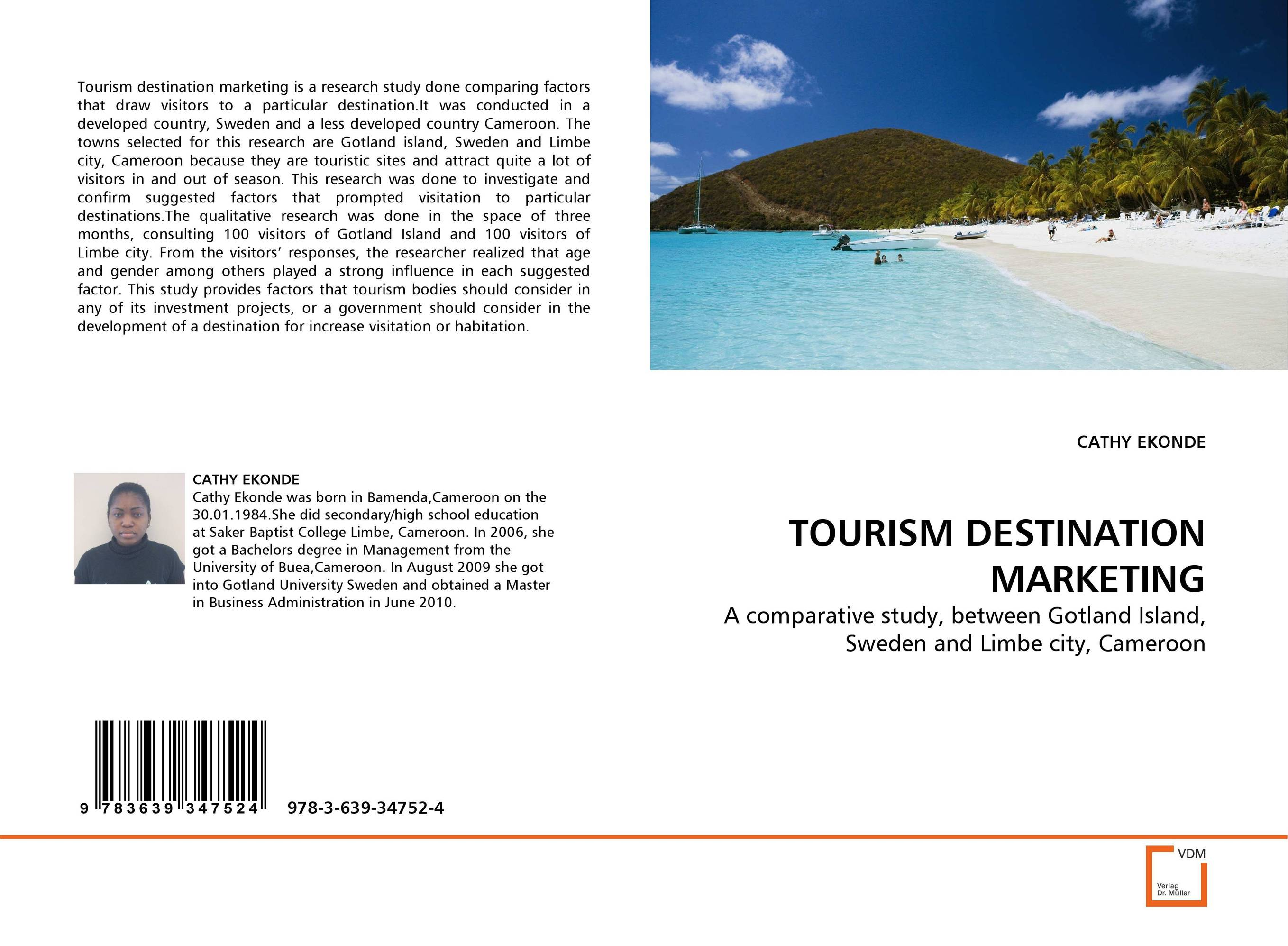 TOURISM DESTINATION MARKETING