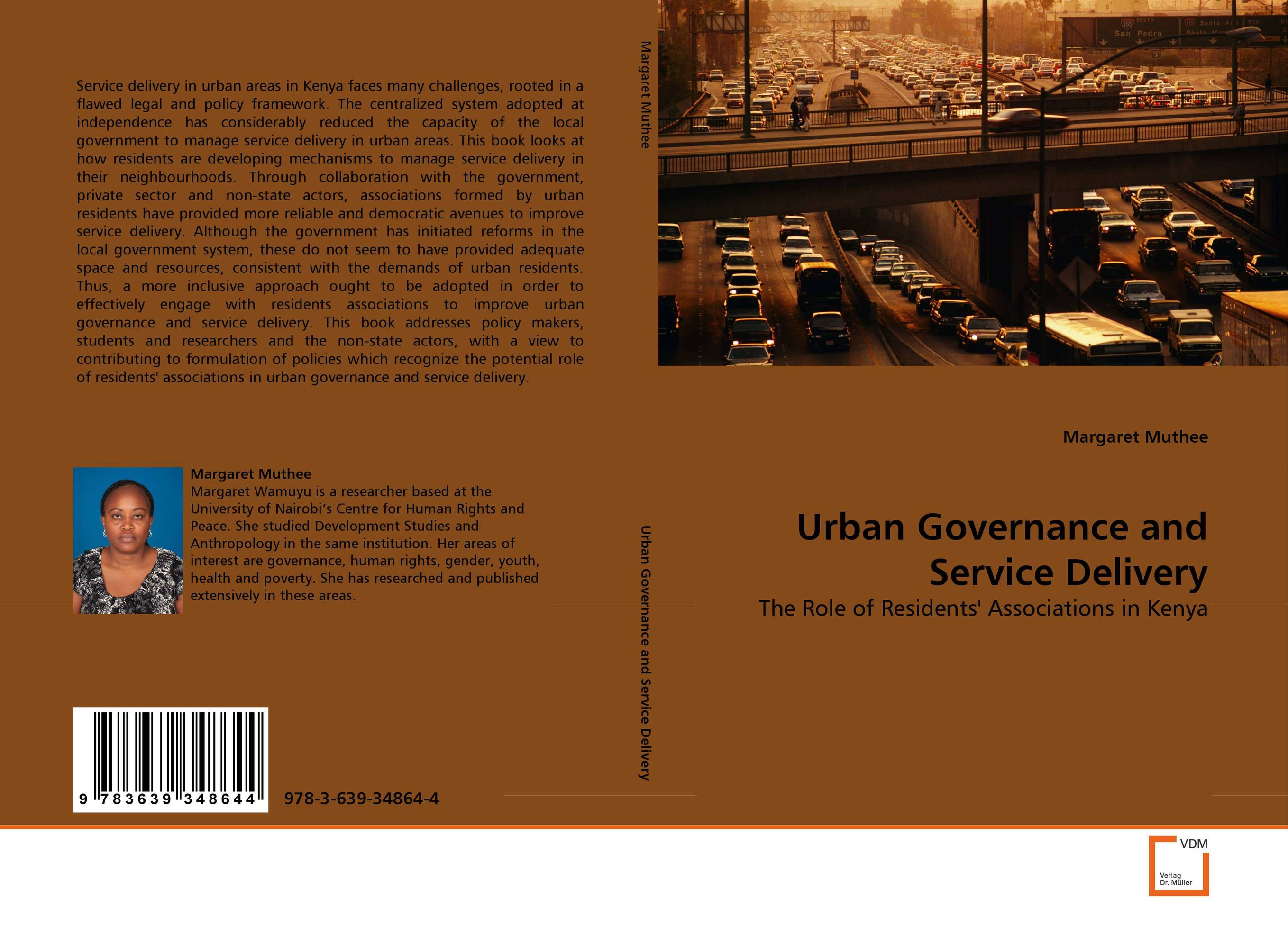 Urban Governance and Service Delivery