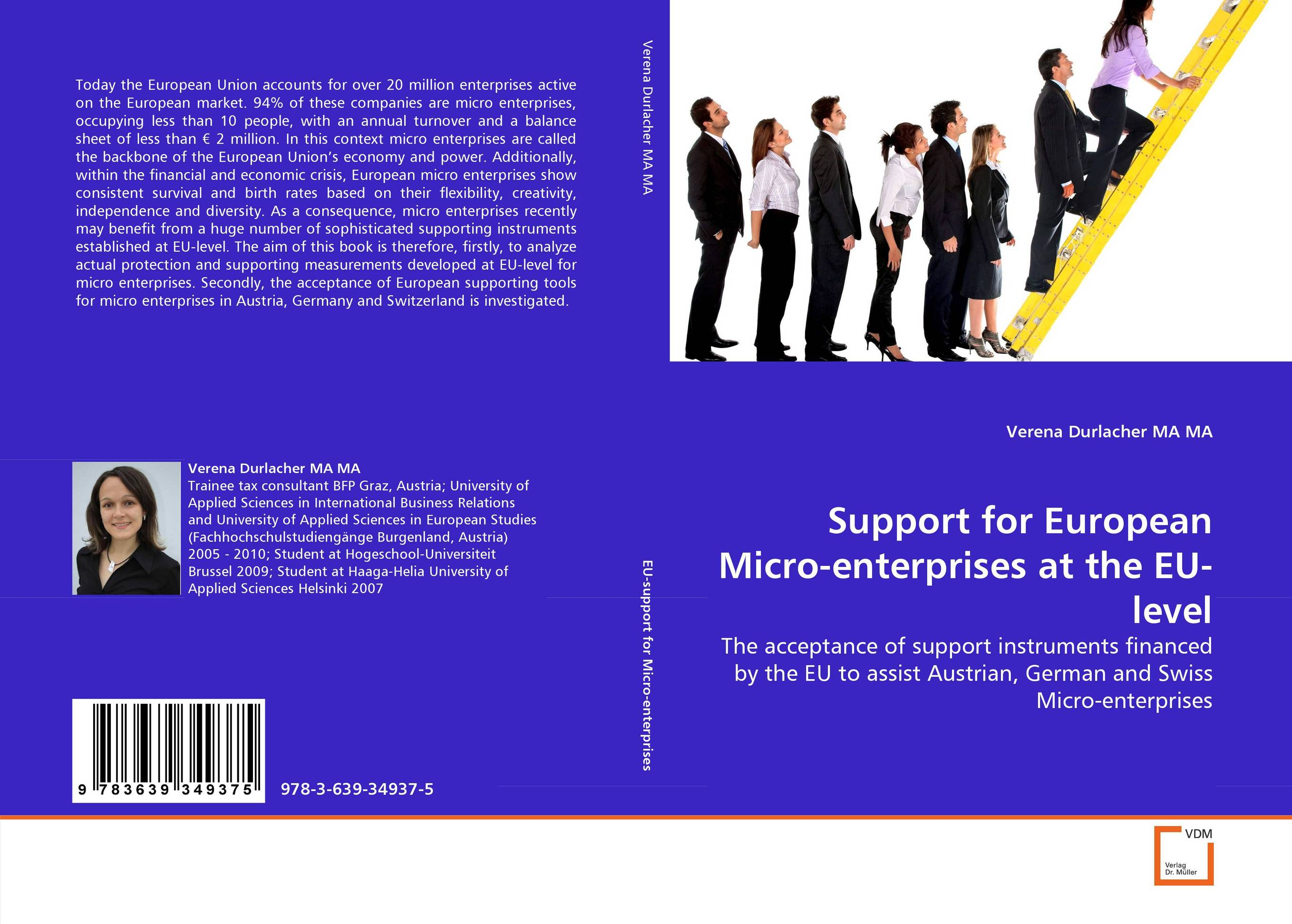 Support for European Micro-enterprises at the EU-level impact of micro enterprises on plant diversity and rural livelihood