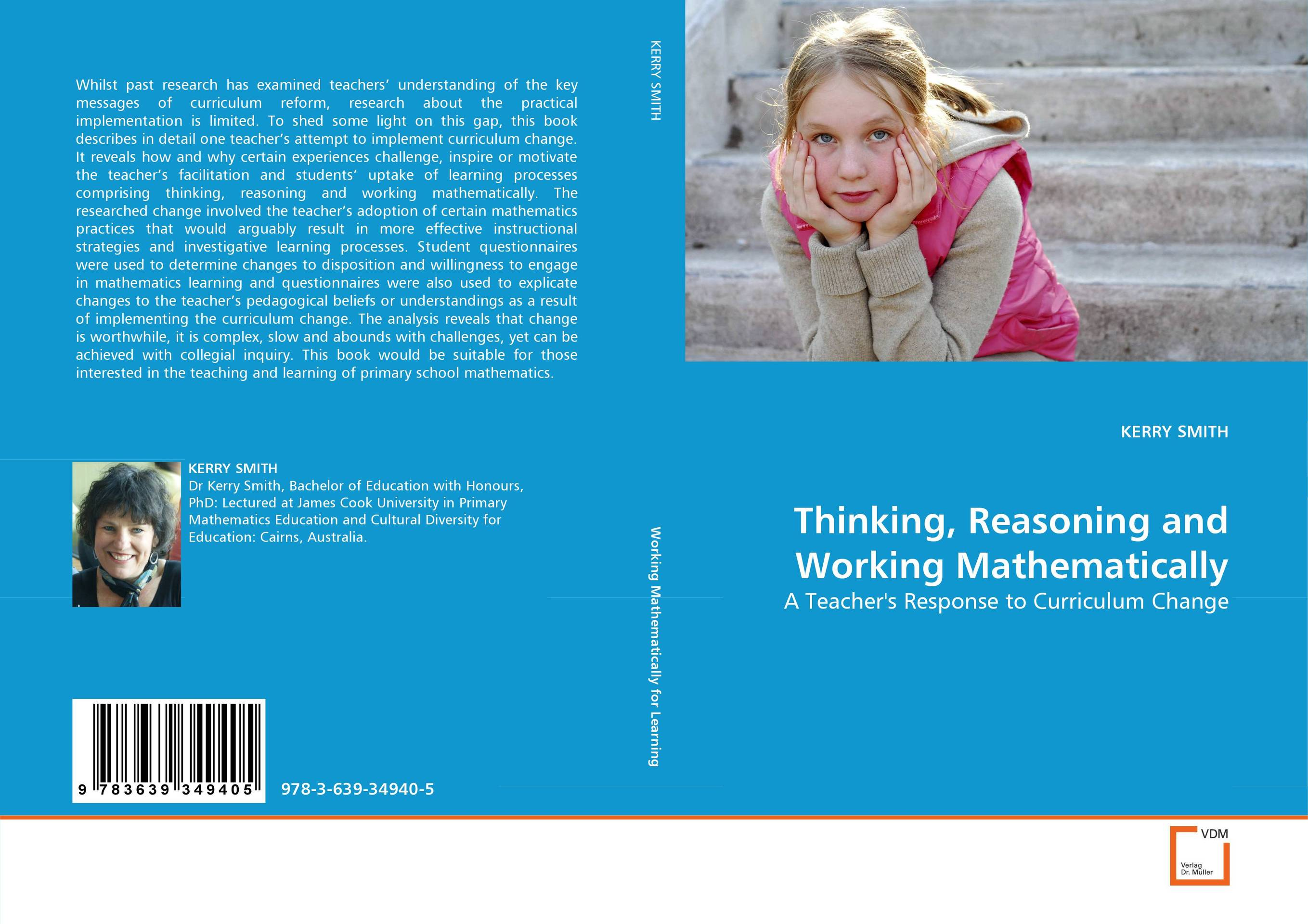 Thinking, Reasoning and Working Mathematically antonaros s the teacher s basic tools the teacher as manager