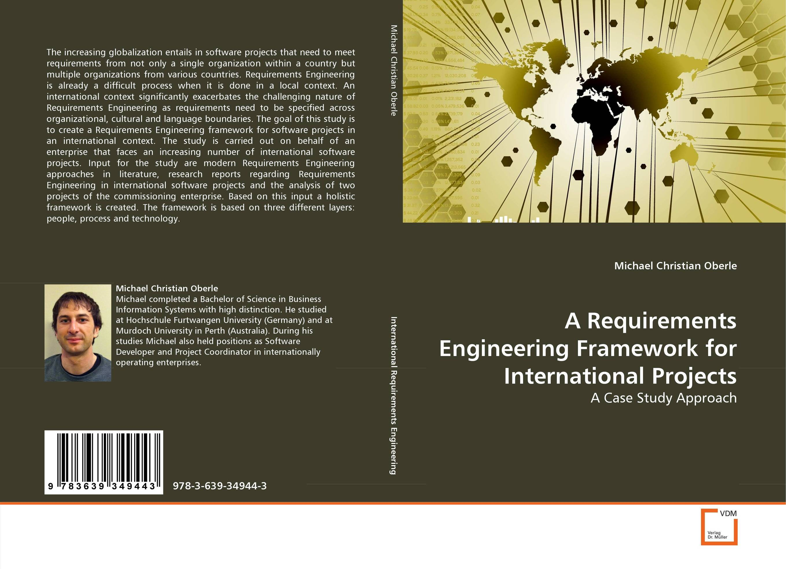 A Requirements Engineering Framework for International Projects hlako choma and mahodiela ramafalo dismissal based on operational requirements in the workplace