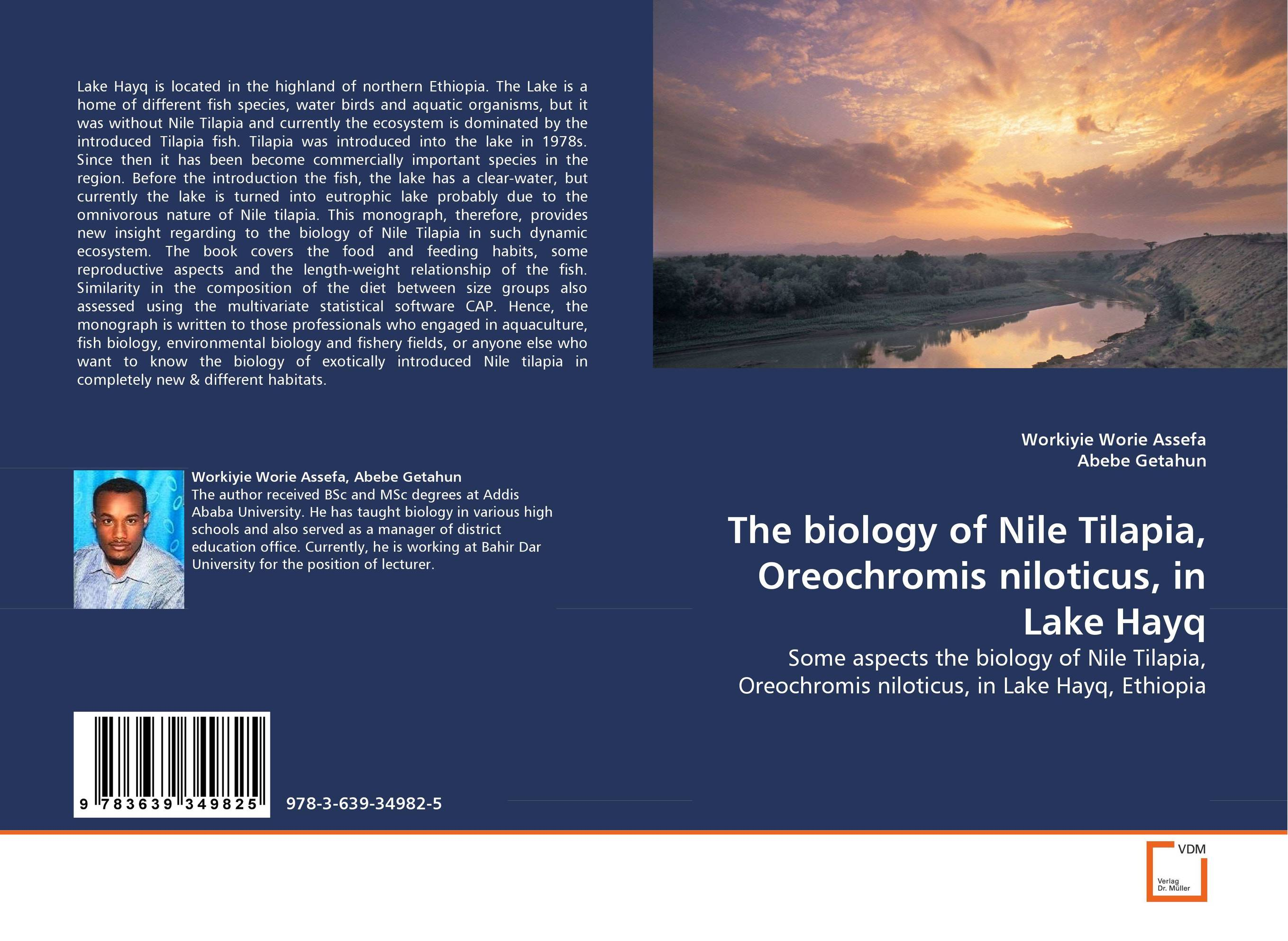 The biology of Nile Tilapia, Oreochromis niloticus, in Lake Hayq kamala gharti sahar and mixed sex nile tilapia in polyculture
