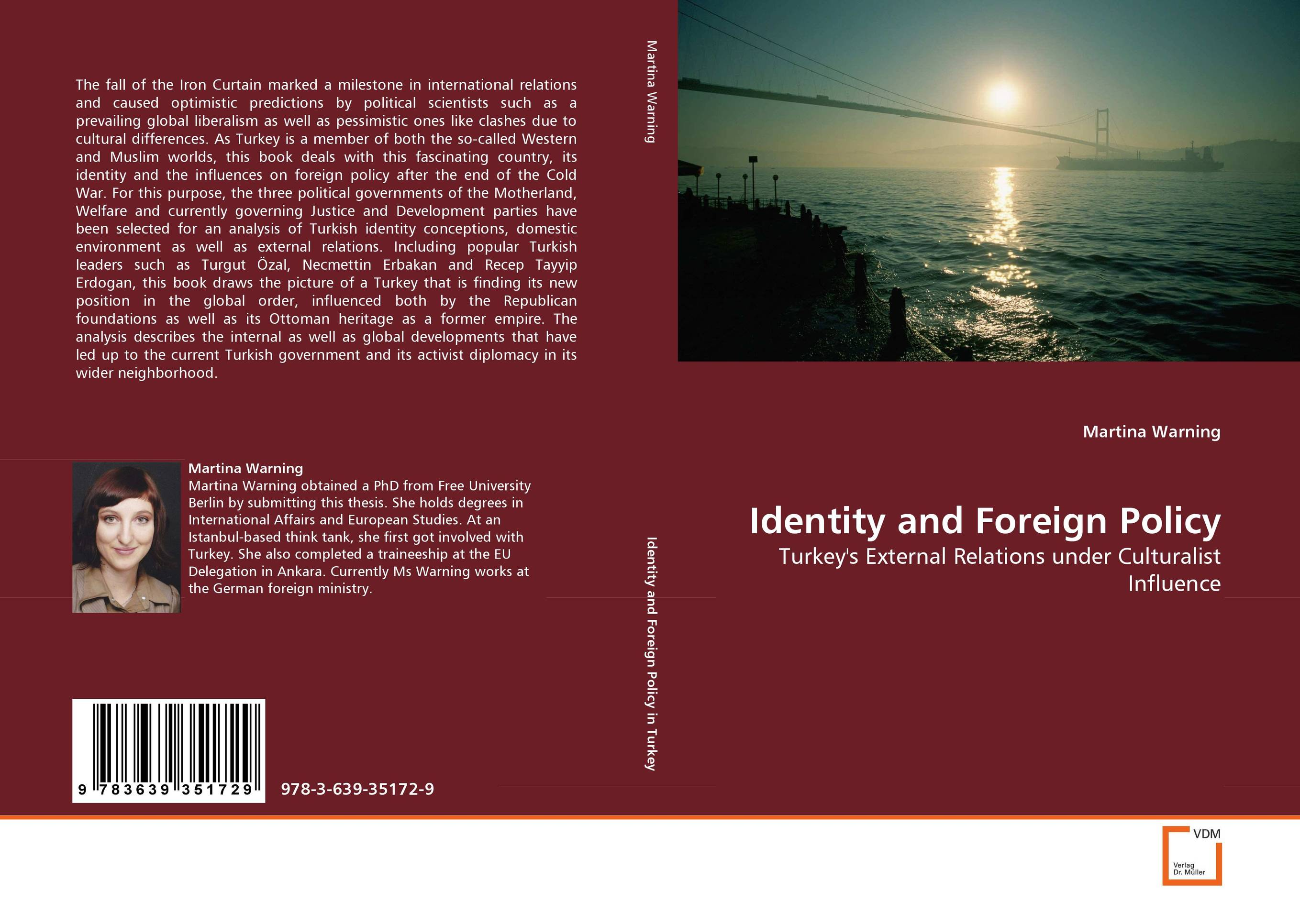 Identity and Foreign Policy brenner muslim identity