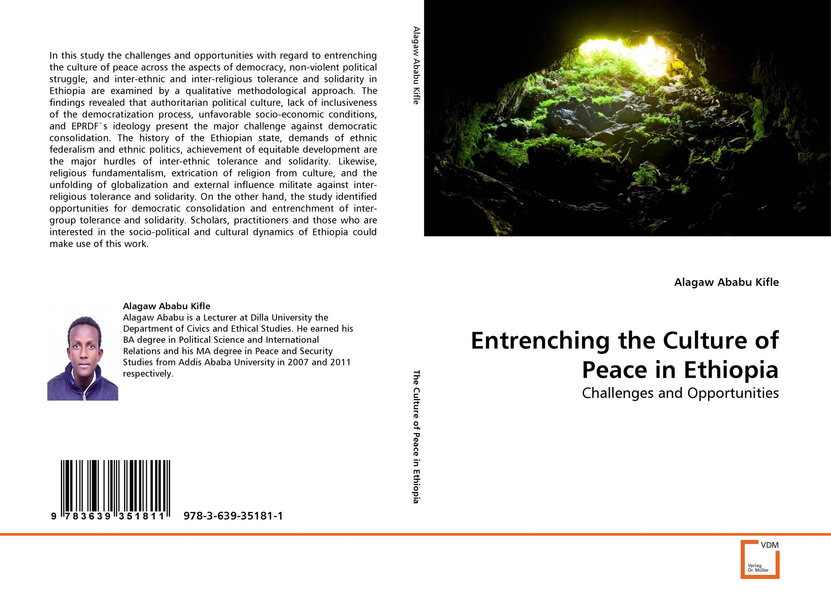 Entrenching the Culture of Peace in Ethiopia solidarity in biomedicine and beyond