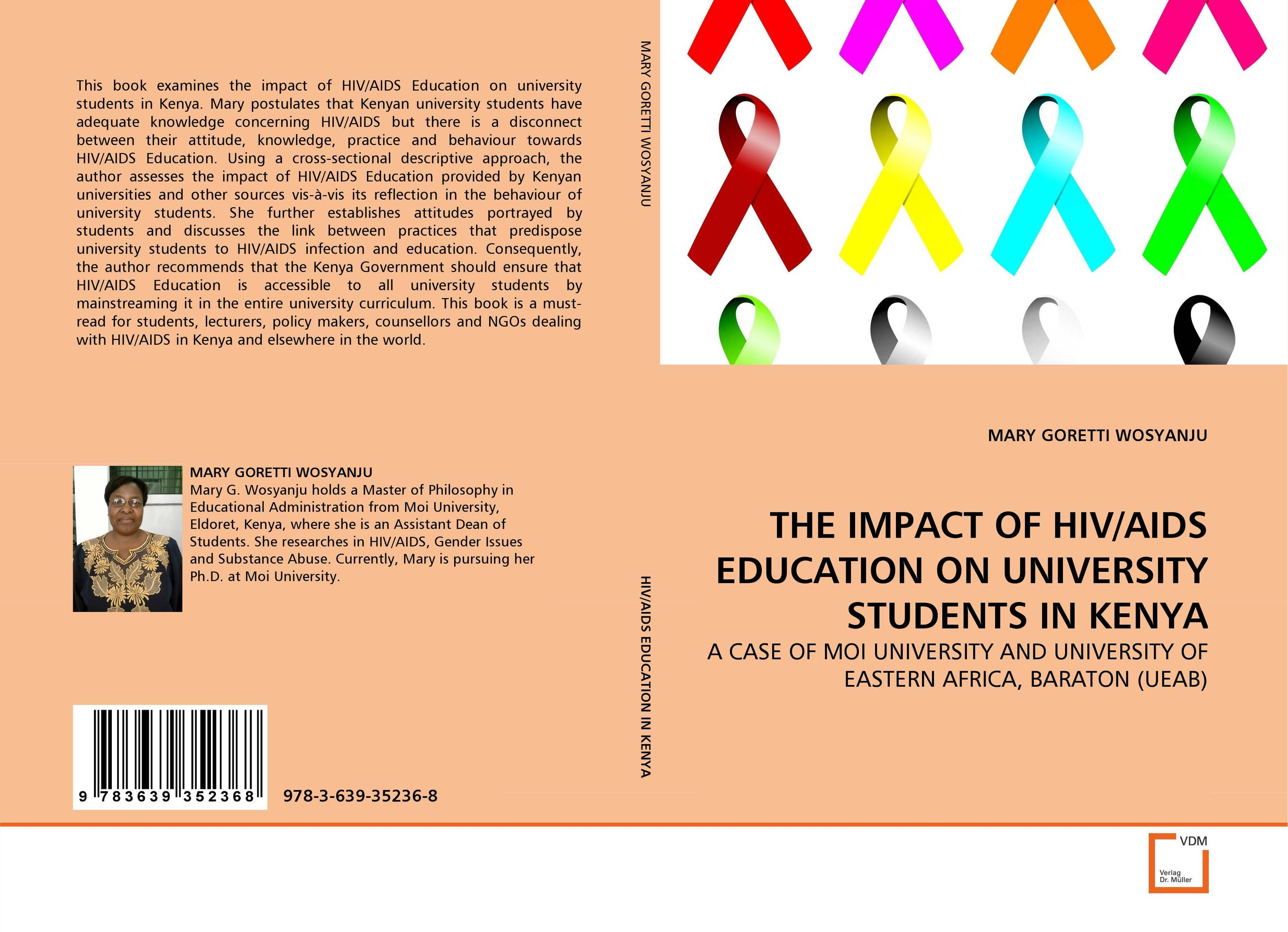 THE IMPACT OF HIV/AIDS EDUCATION ON UNIVERSITY STUDENTS IN KENYA an overview on hiv aids