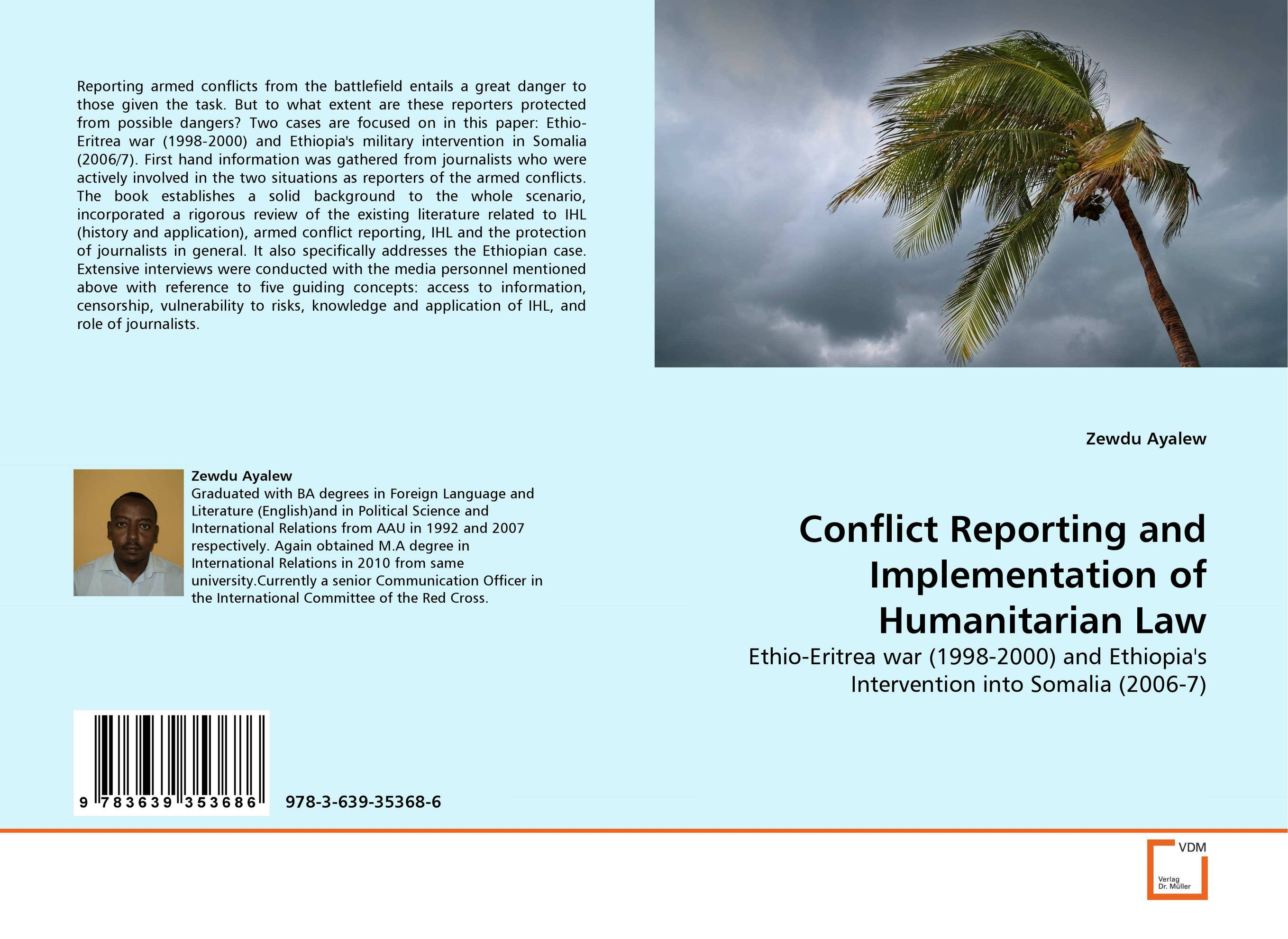 Conflict Reporting and Implementation of Humanitarian Law oliver ramsbotham humanitarian intervention in contemporary conflict