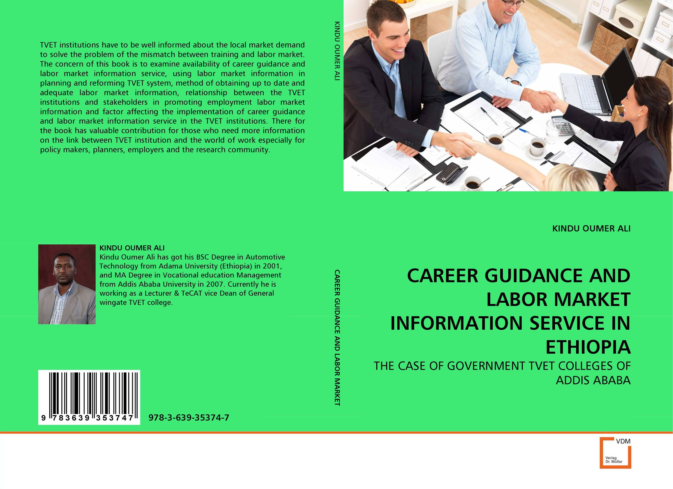 CAREER GUIDANCE AND LABOR MARKET INFORMATION SERVICE IN ETHIOPIA