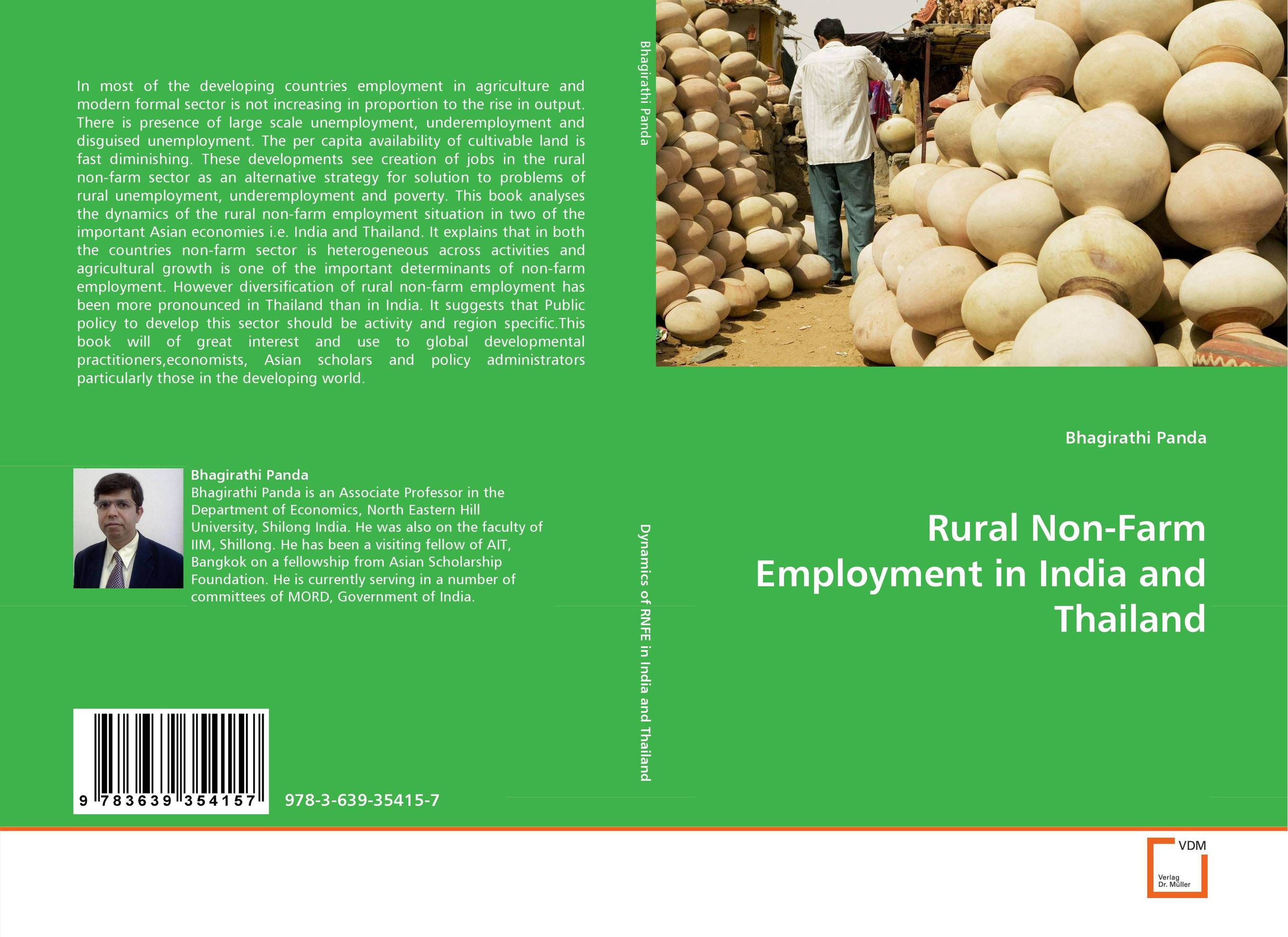 Rural Non-Farm Employment in India and Thailand women as work force in rural india