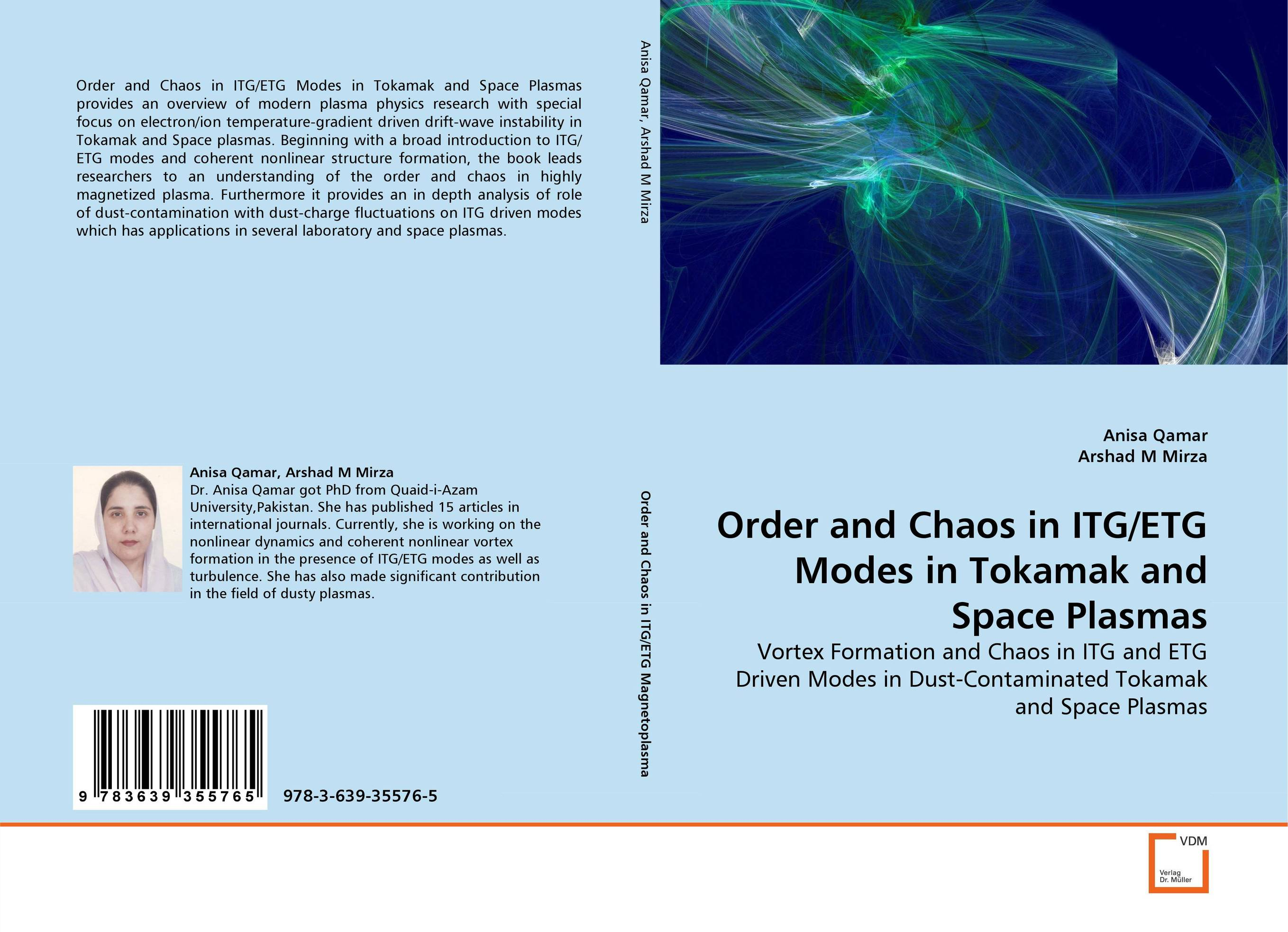 Zakazat.ru: Order and Chaos in ITG/ETG Modes in Tokamak and Space Plasmas