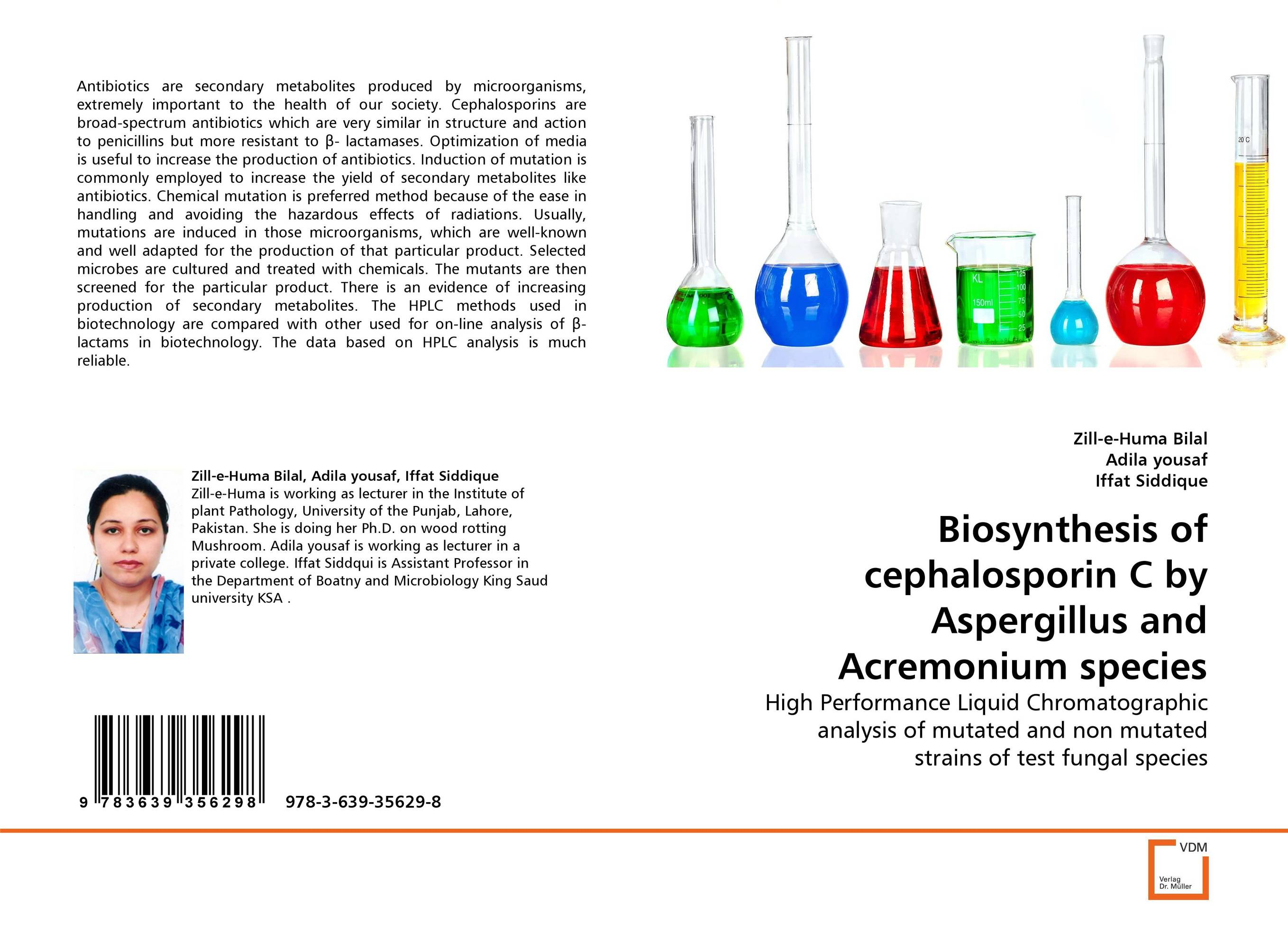 Biosynthesis of cephalosporin C by Aspergillus and Acremonium species production of cellulases by aspergillus niger