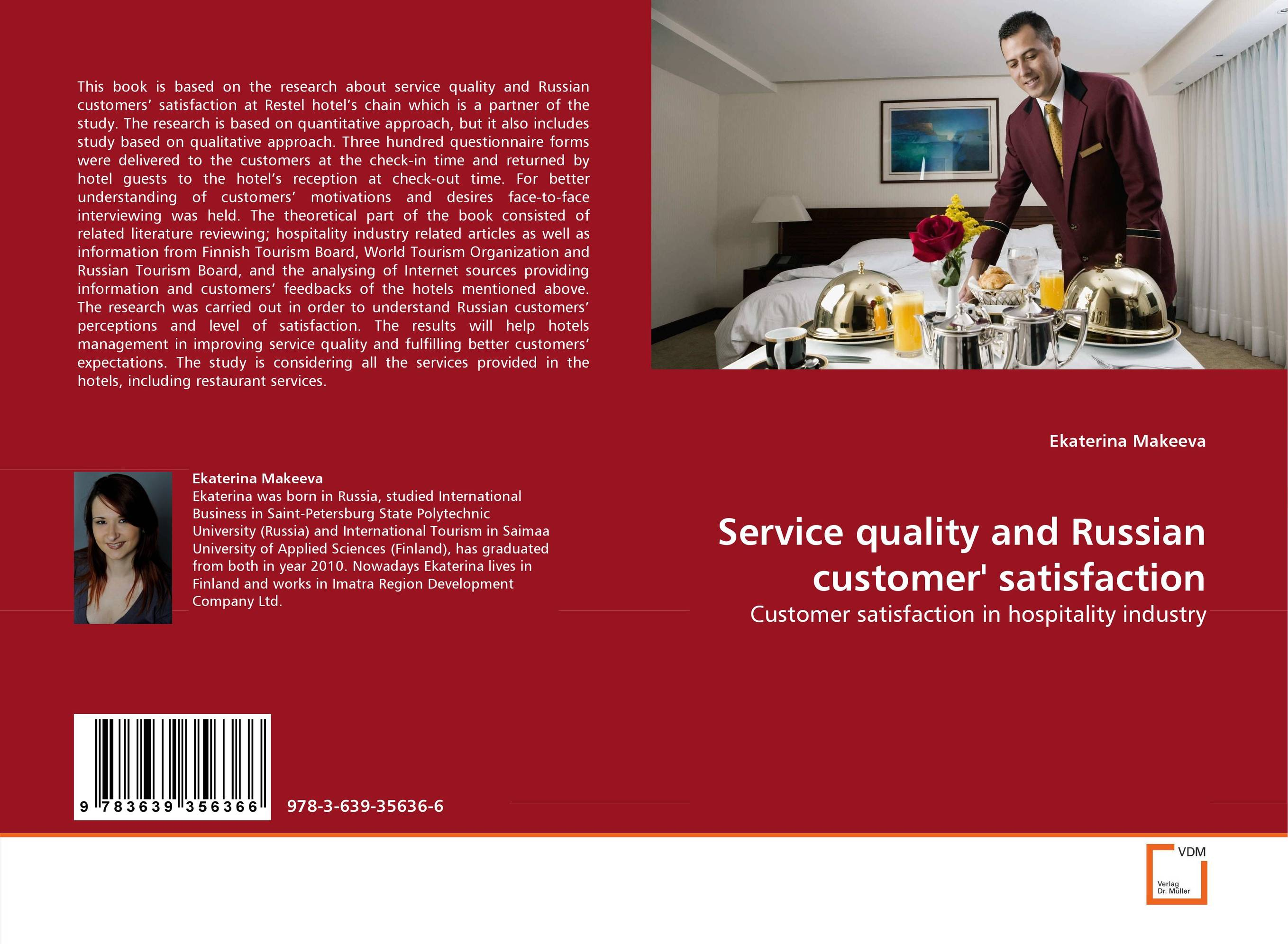 Service quality and Russian customer'' satisfaction