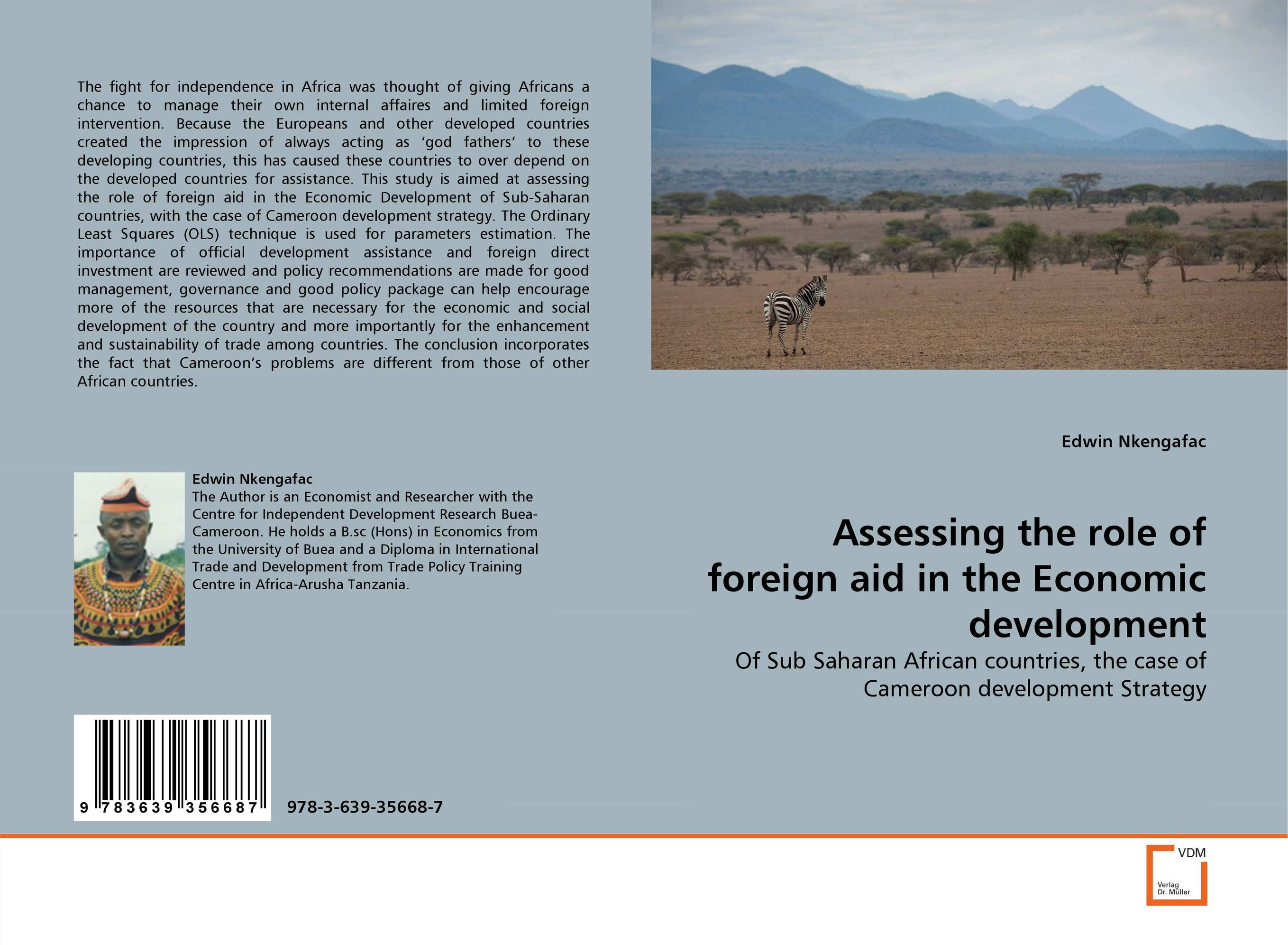 Assessing the role of foreign aid in the Economic development foreign aid and social sector of pakistan