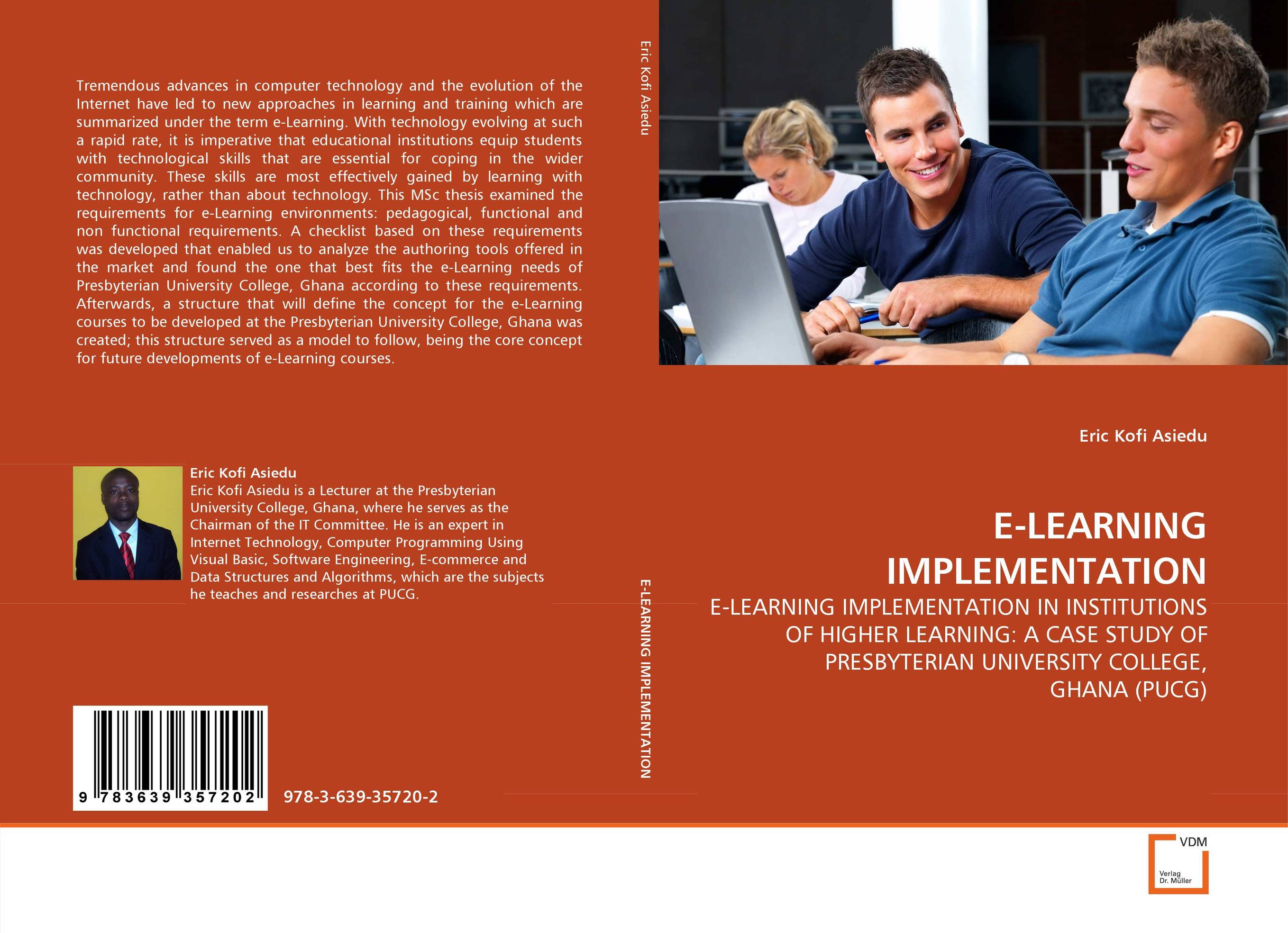E-LEARNING IMPLEMENTATION e learning in selected science and technology courses