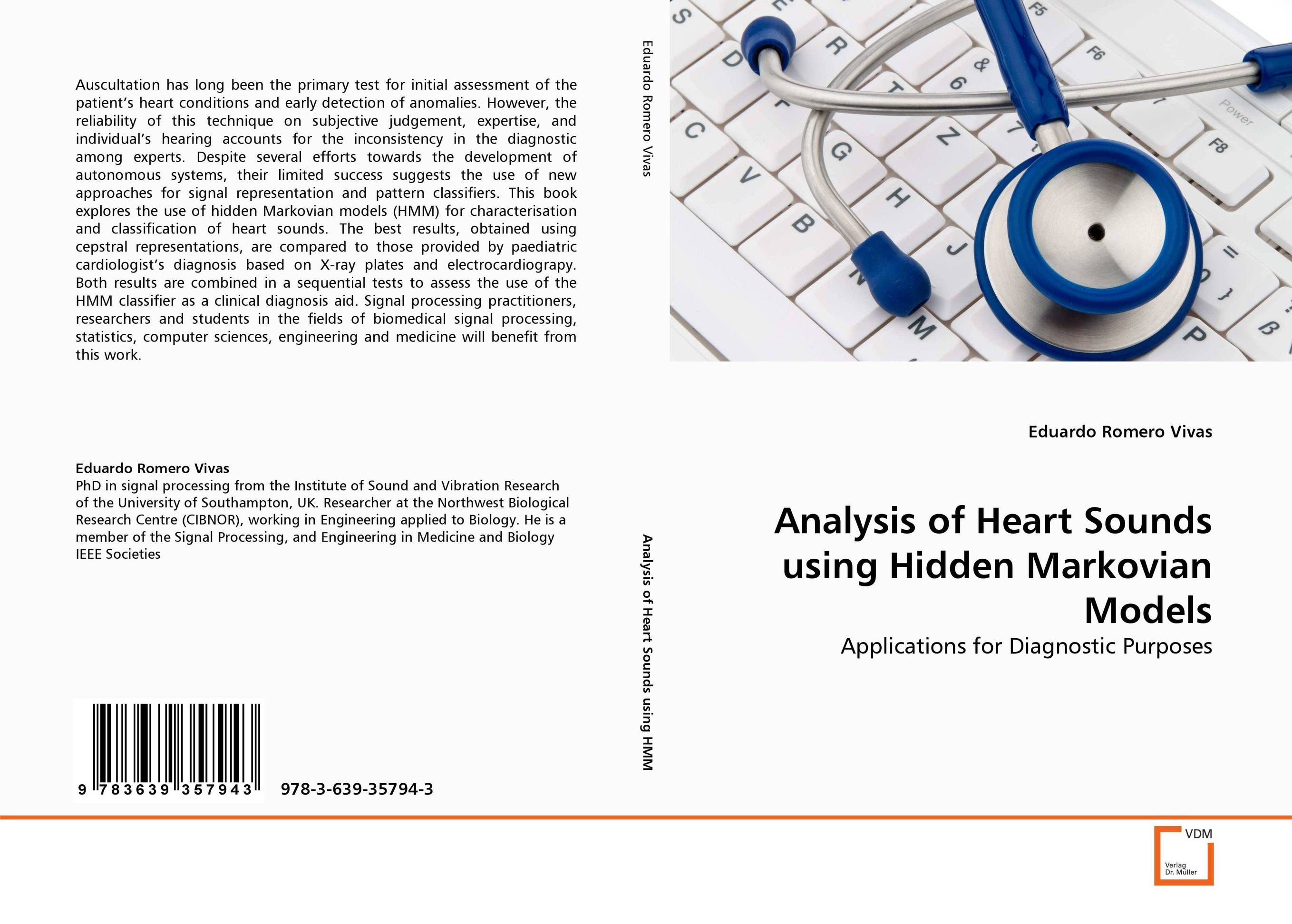Analysis of Heart Sounds using Hidden Markovian Models analysis transform pcb board emmc analysis assay plates for test device transforming signal out to the ic in socket
