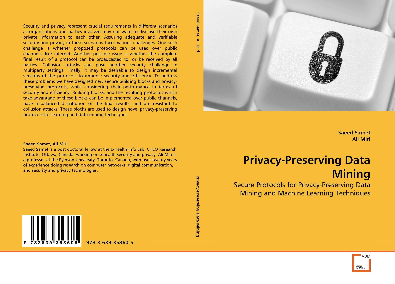 Privacy-Preserving Data Mining collusion