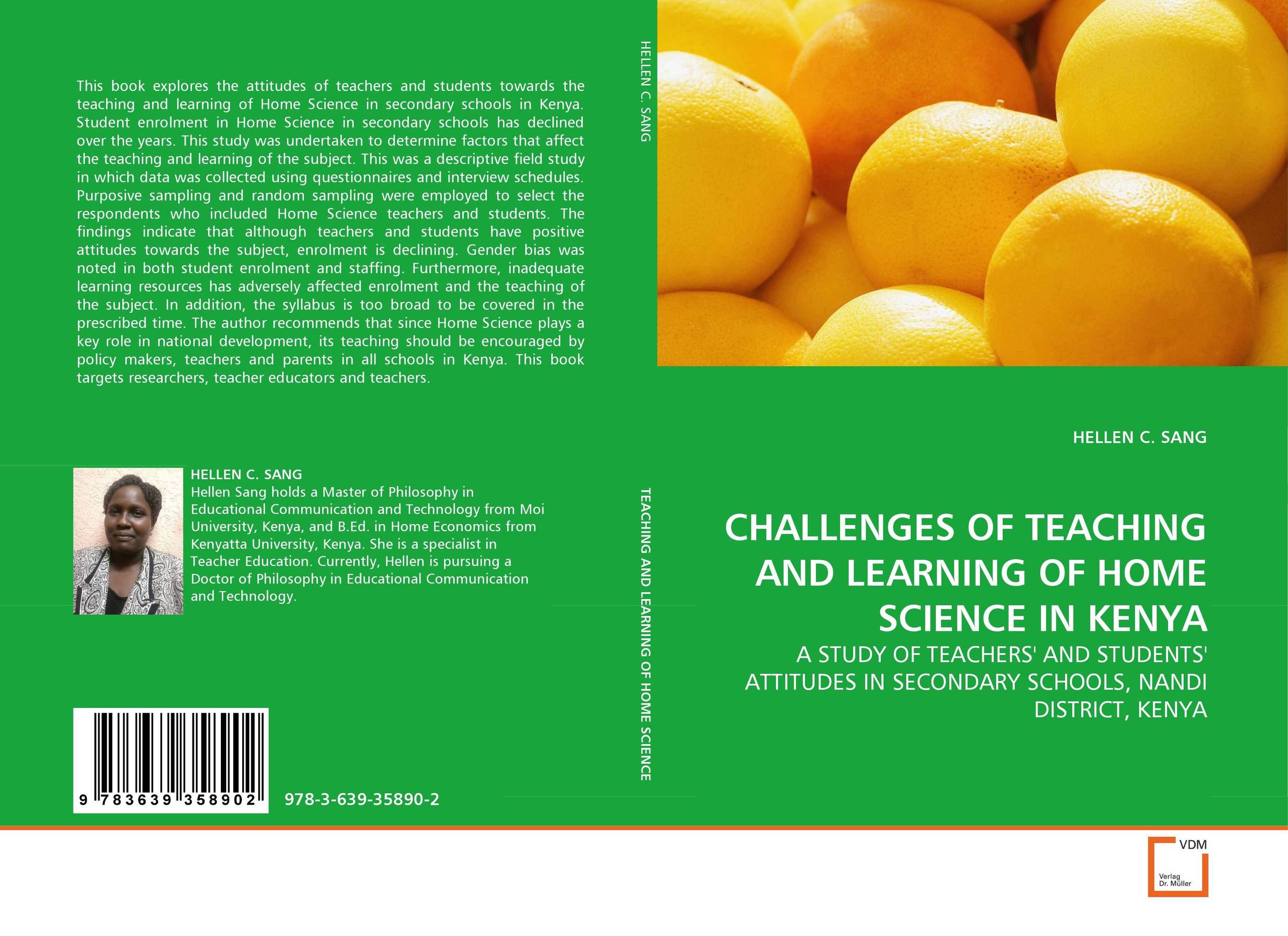 CHALLENGES OF TEACHING AND LEARNING OF HOME SCIENCE IN KENYA use of role plays in teaching english in primary schools
