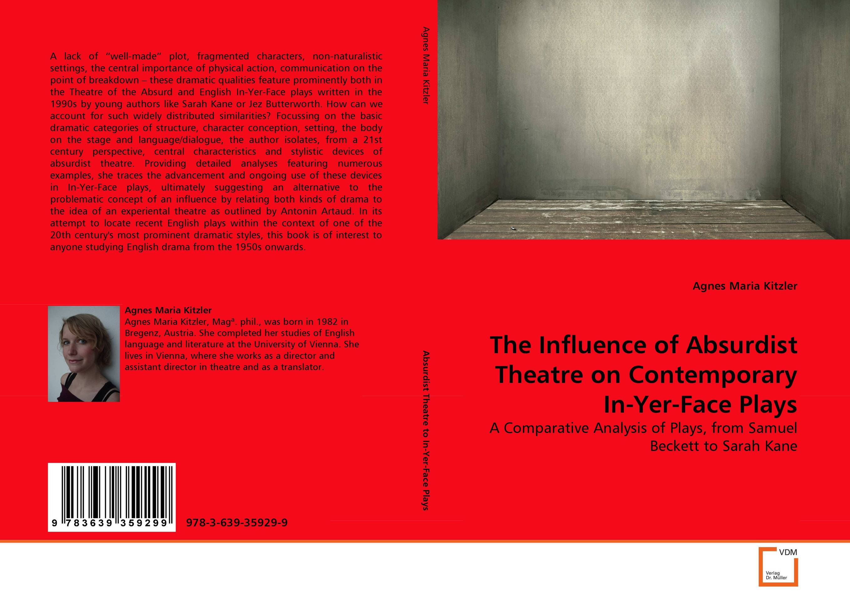 The Influence of Absurdist Theatre on Contemporary In-Yer-Face Plays alberto salazar theatre of memory the plays of kalidasa