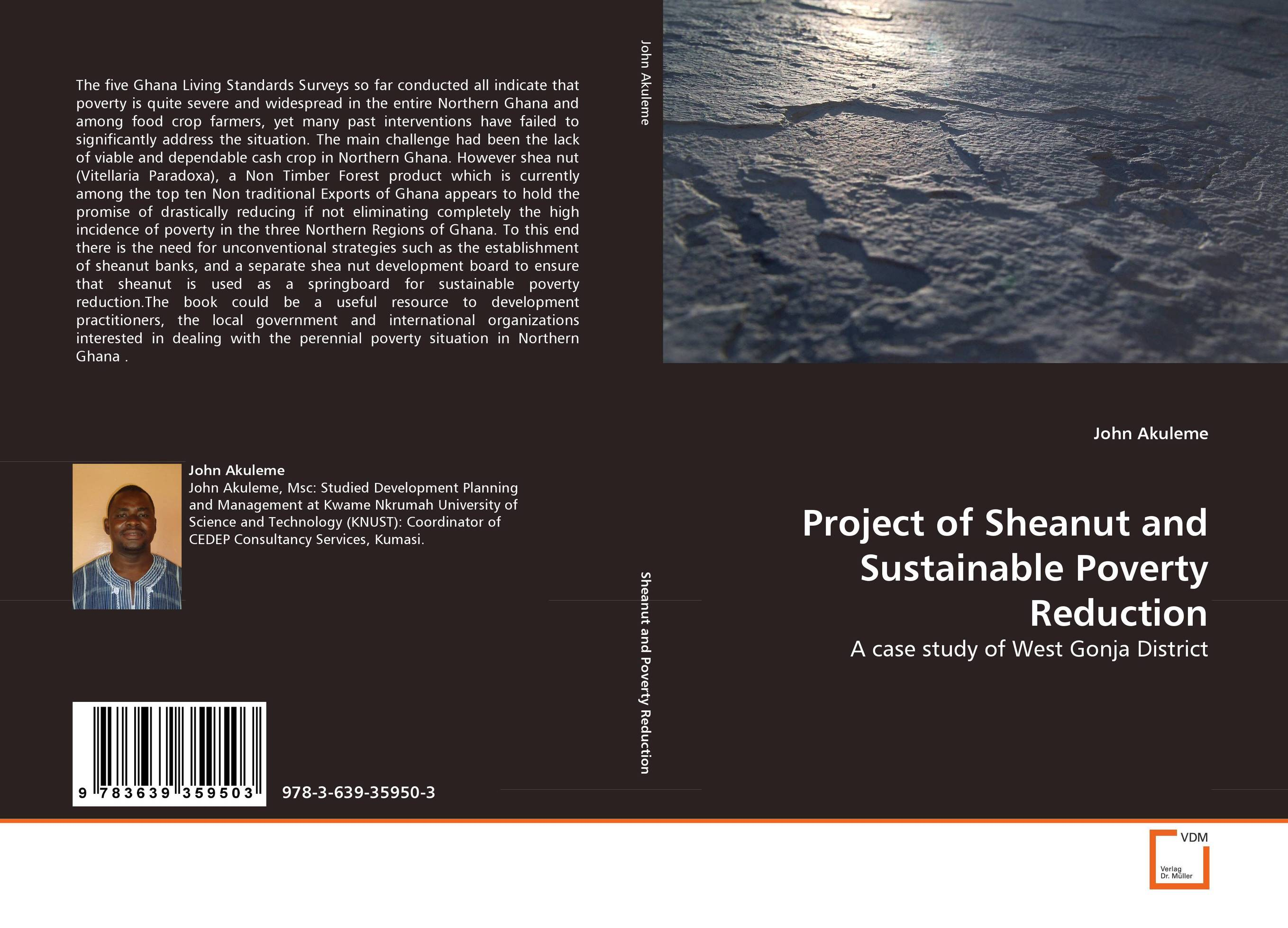 Project of Sheanut and Sustainable Poverty Reduction construction project delivery in ghana