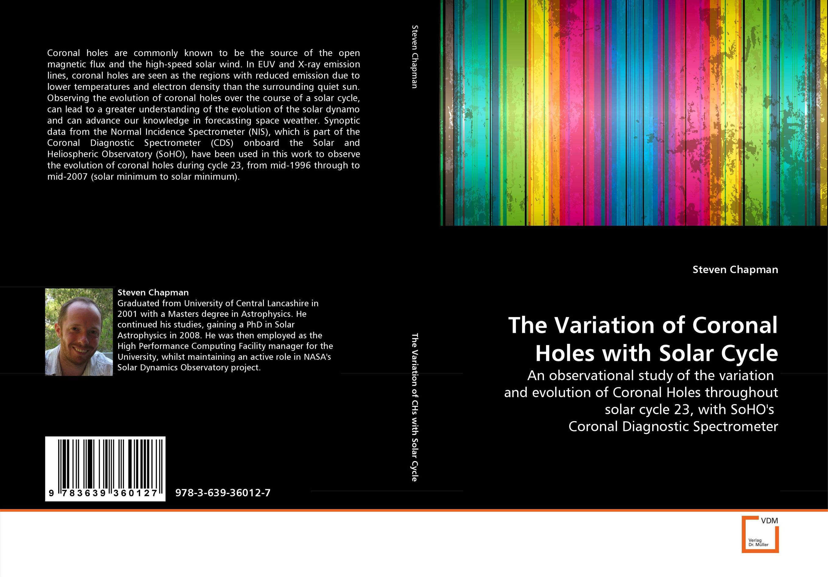 The Variation of Coronal Holes with Solar Cycle the evolution of color vision