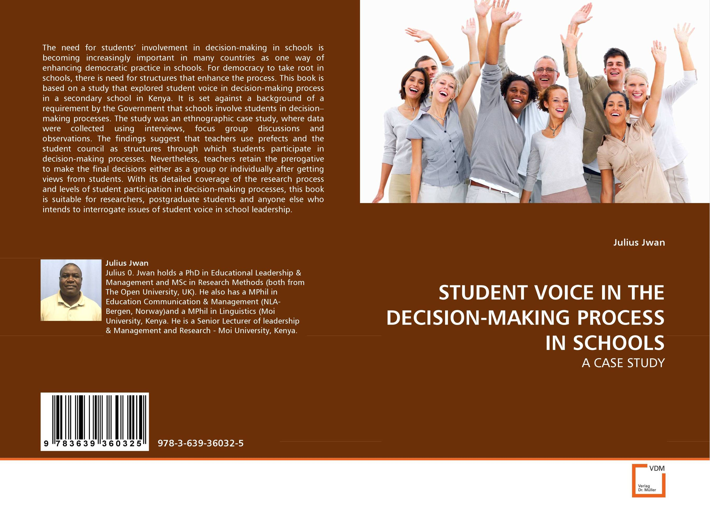 STUDENT VOICE IN THE DECISION-MAKING PROCESS IN SCHOOLS the teeth with root canal students to practice root canal preparation and filling actually