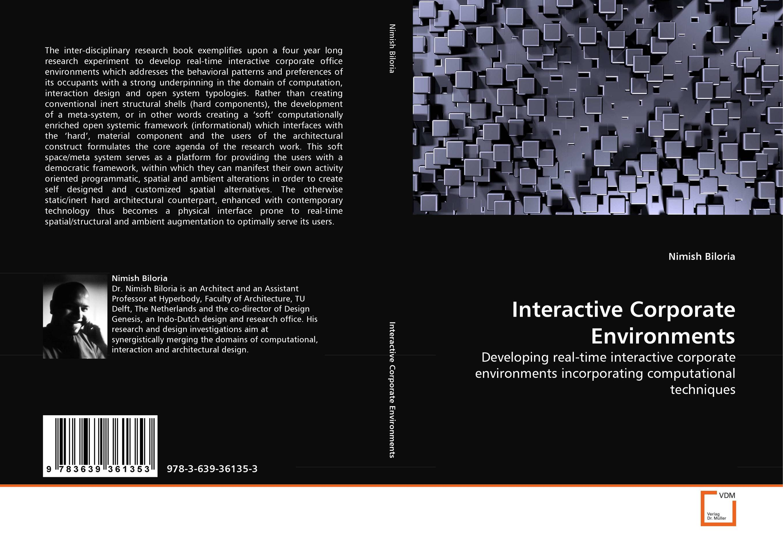 Interactive Corporate Environments interactive corporate environments