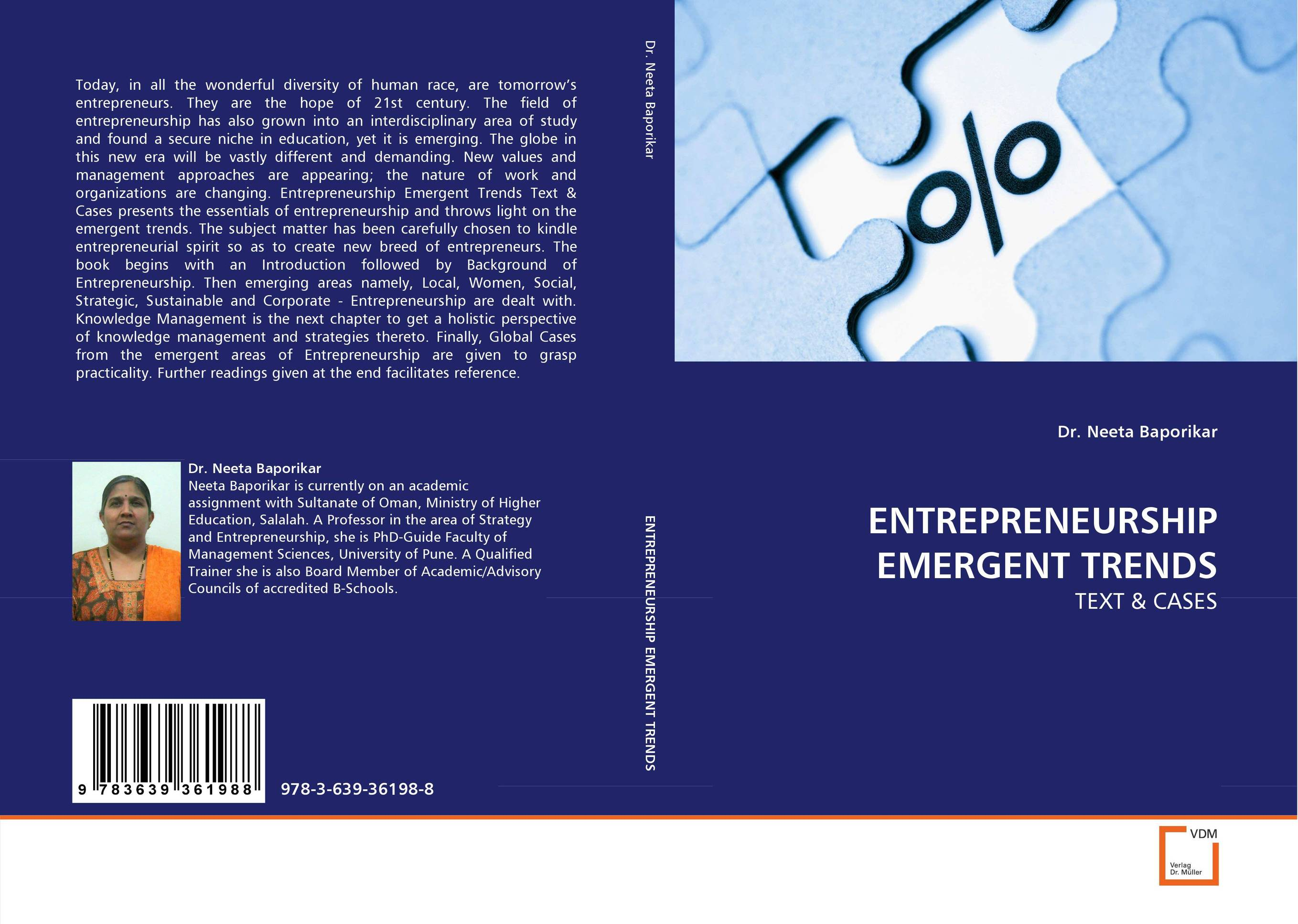 ENTREPRENEURSHIP EMERGENT TRENDS john dearie where the jobs are entrepreneurship and the soul of the american economy
