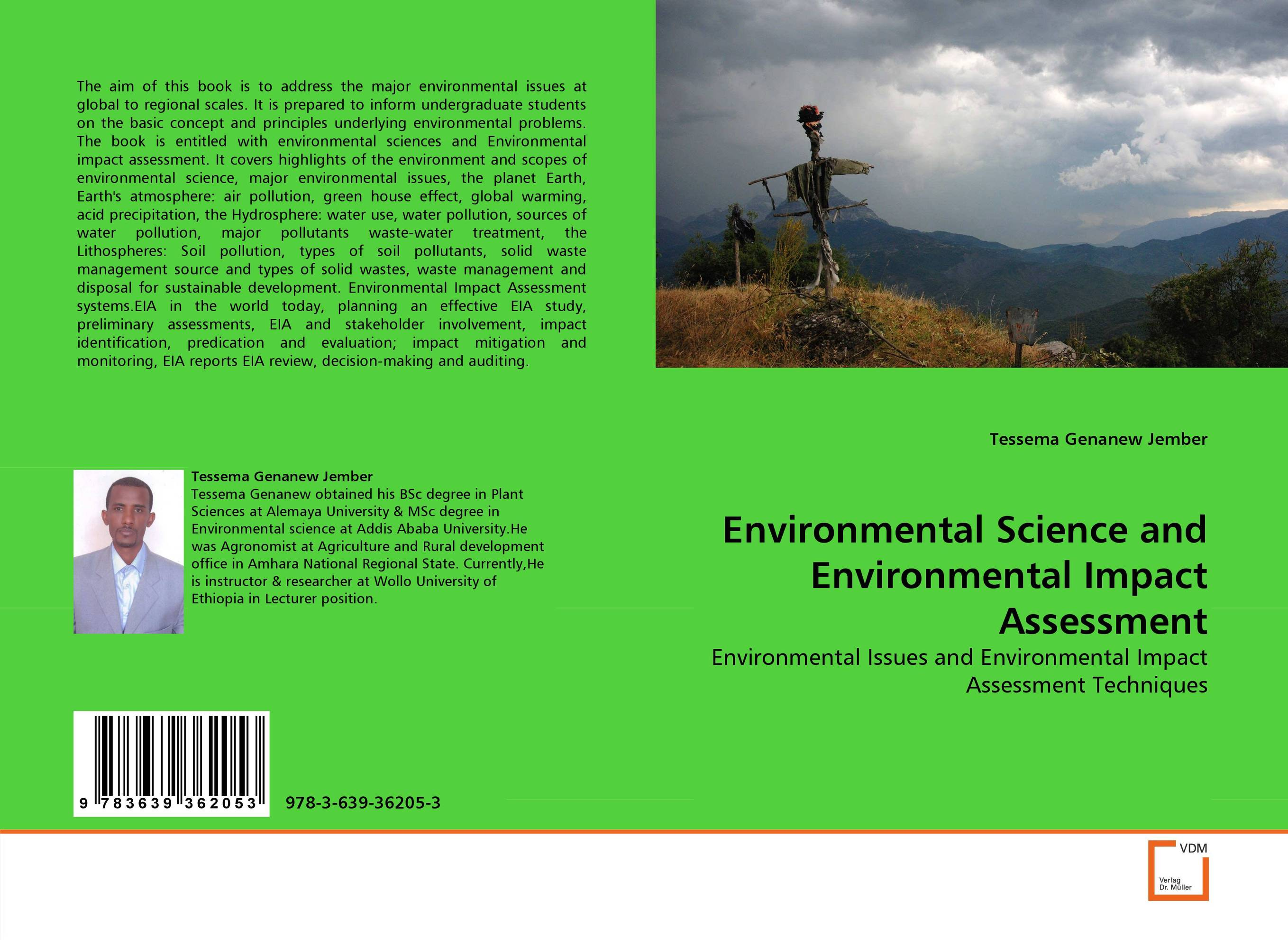 Environmental Science and Environmental Impact Assessment a guide for environmental impact assessment