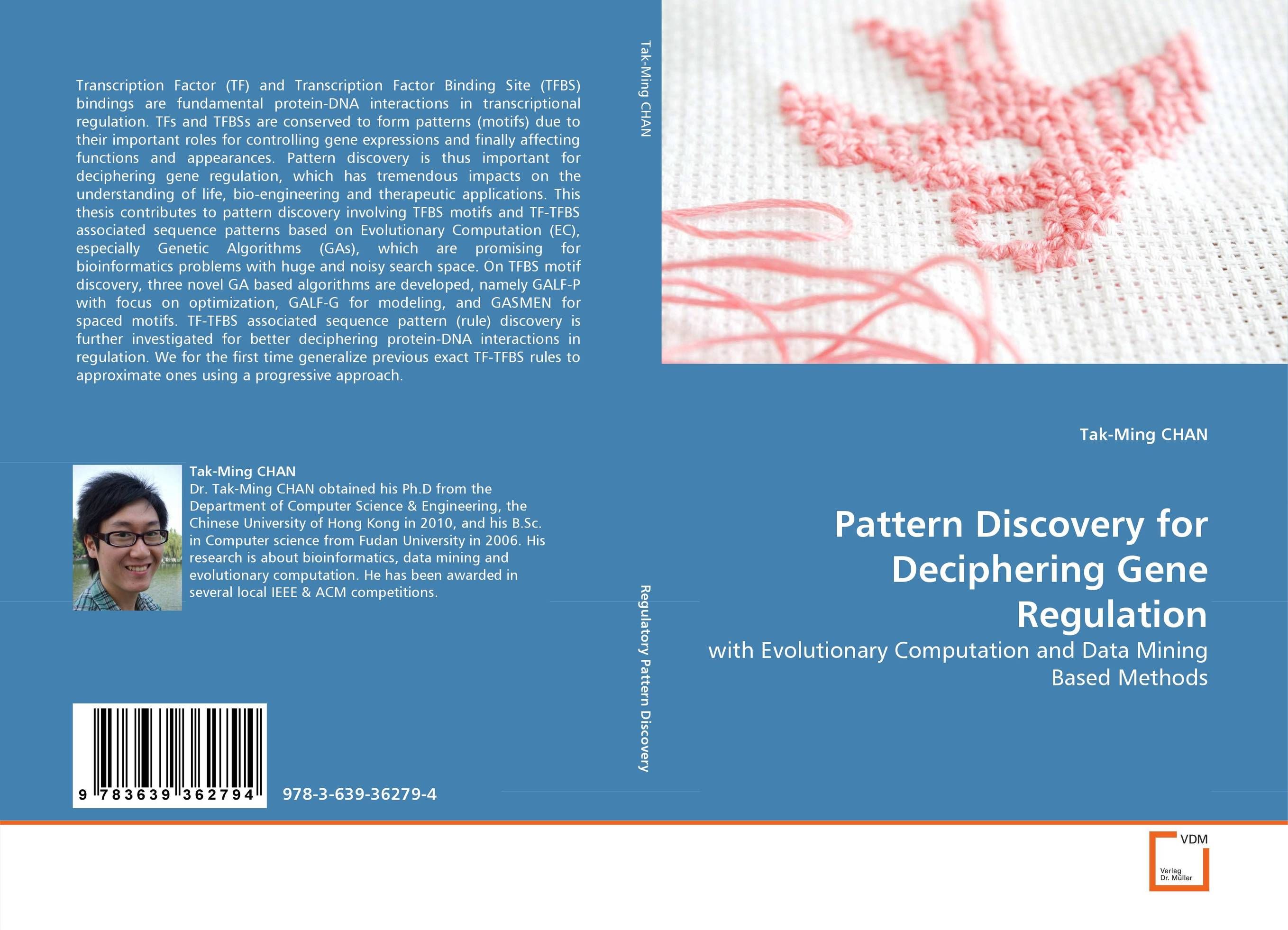 Pattern Discovery for Deciphering Gene Regulation frequent pattern discovery from gene expression data