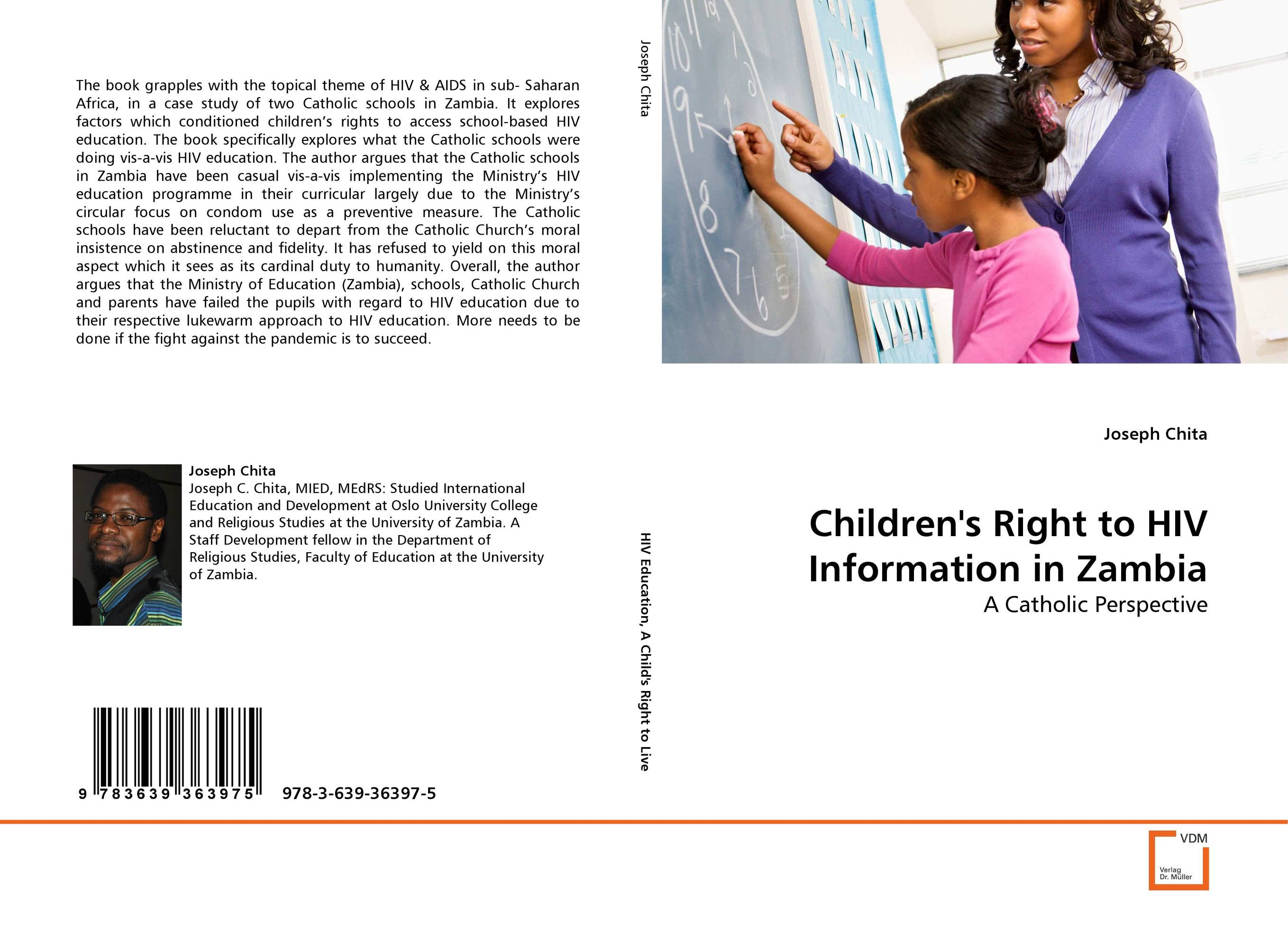 Children''s Right to HIV Information in Zambia reflective approach to education