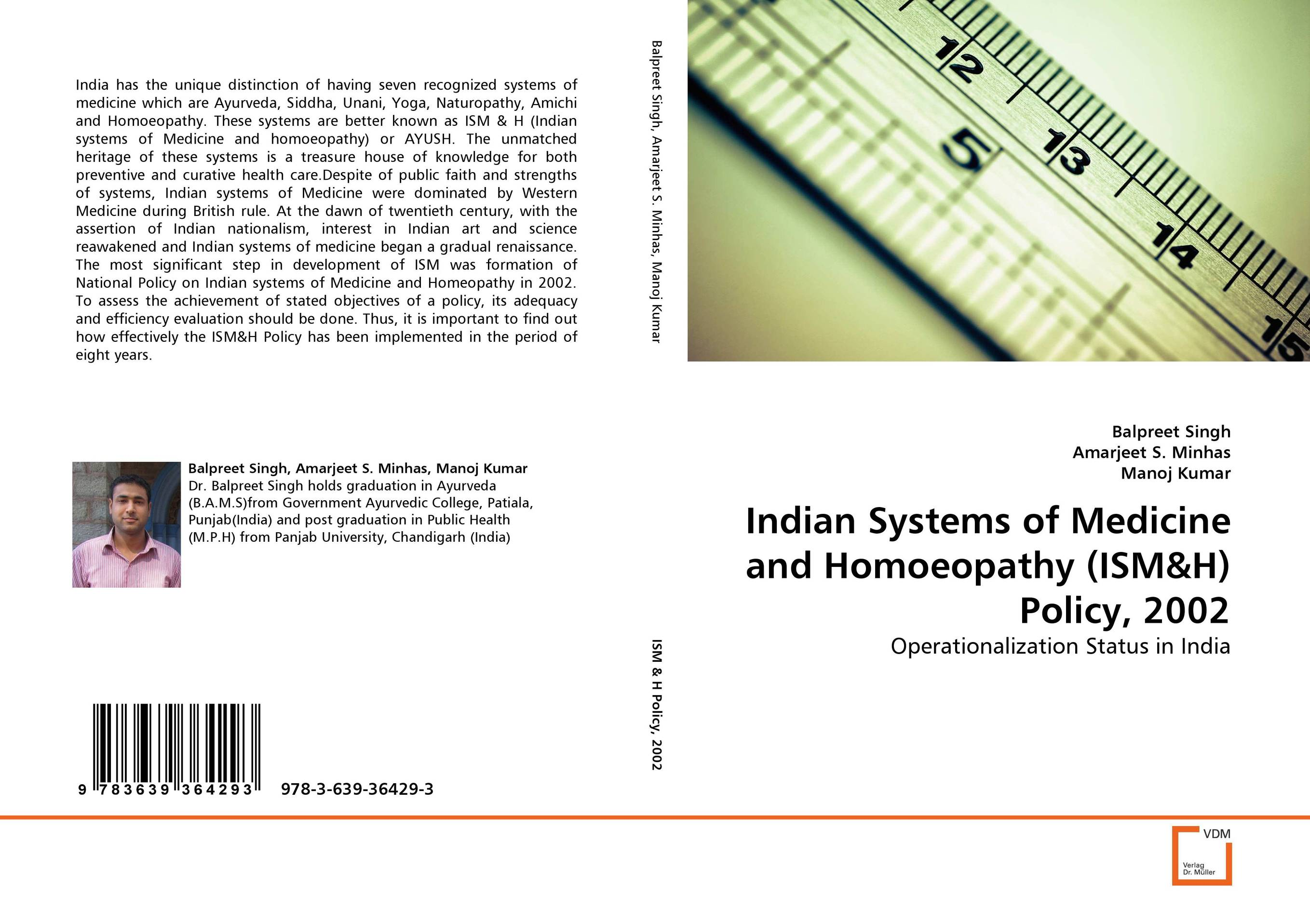 Indian Systems of Medicine and Homoeopathy (ISM&H) Policy, 2002 william h welch and the rise of modern medicine