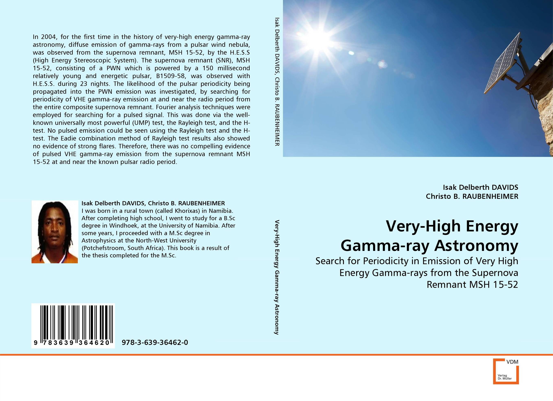 Very-High Energy Gamma-ray Astronomy gamma ray skeletons
