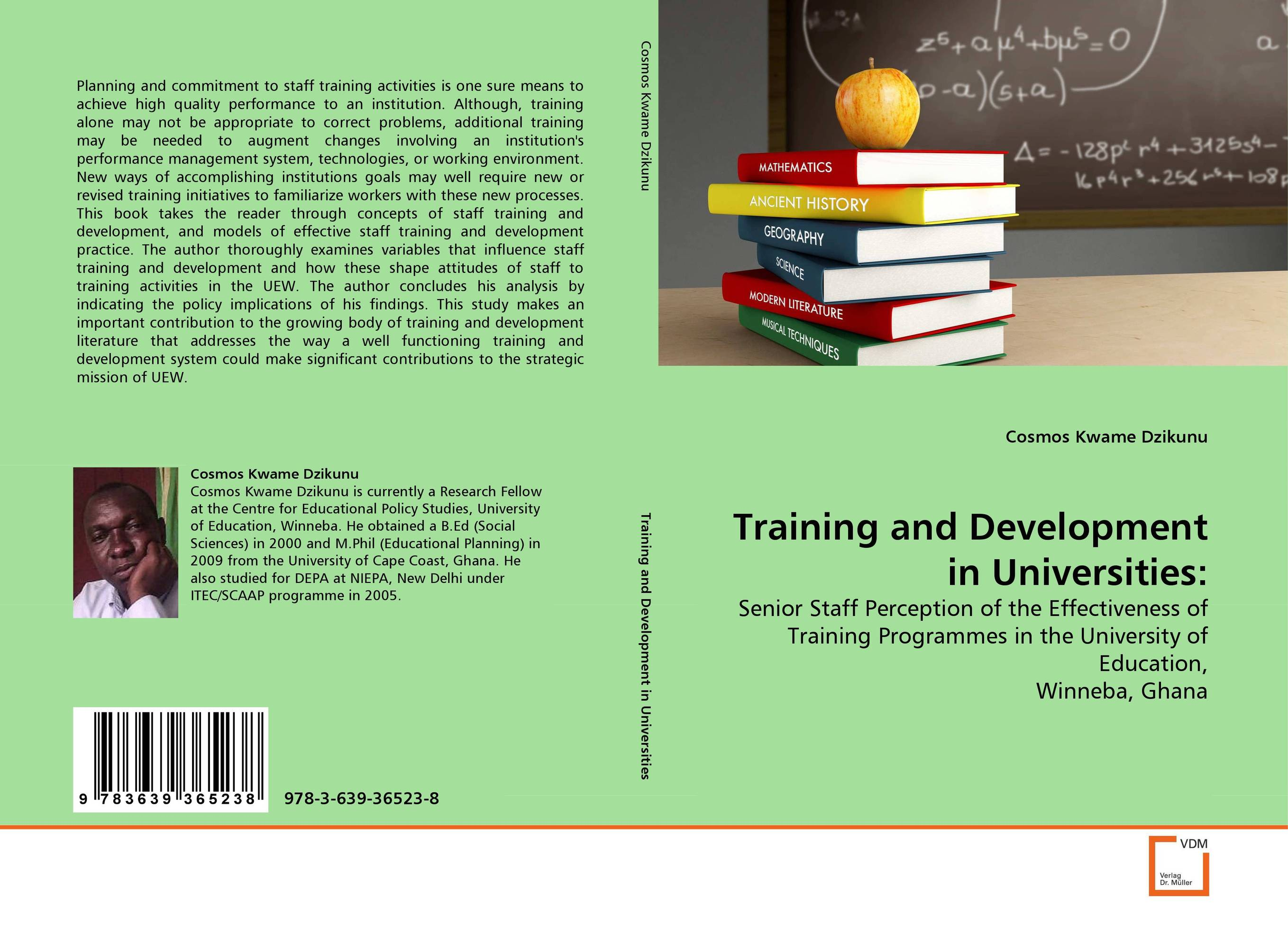 Training and Development in Universities: elaine biech training and development for dummies
