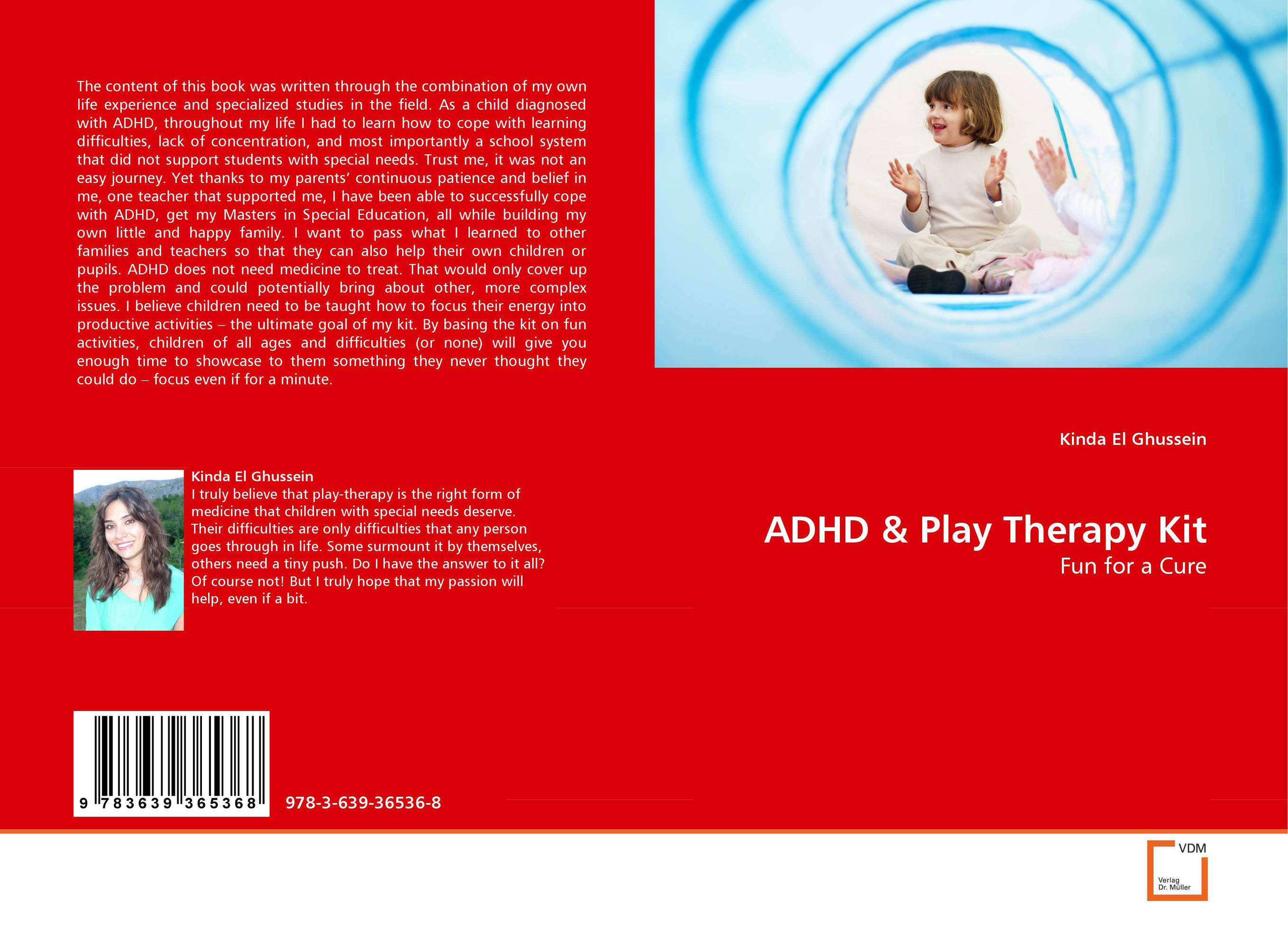 ADHD & Play Therapy Kit the shade of my own tree