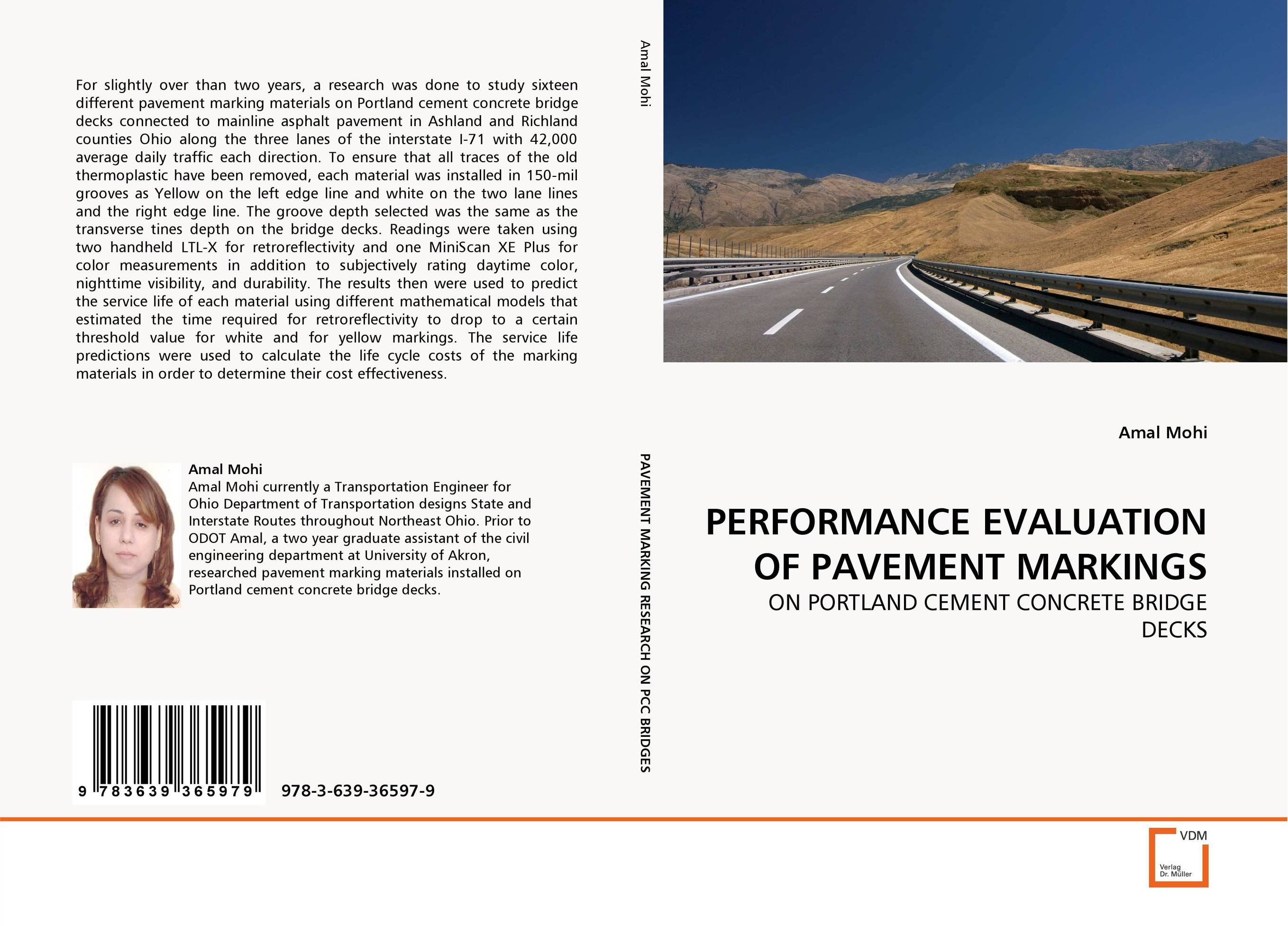 PERFORMANCE EVALUATION OF PAVEMENT MARKINGS a new perspective on the evaluation of elt materials